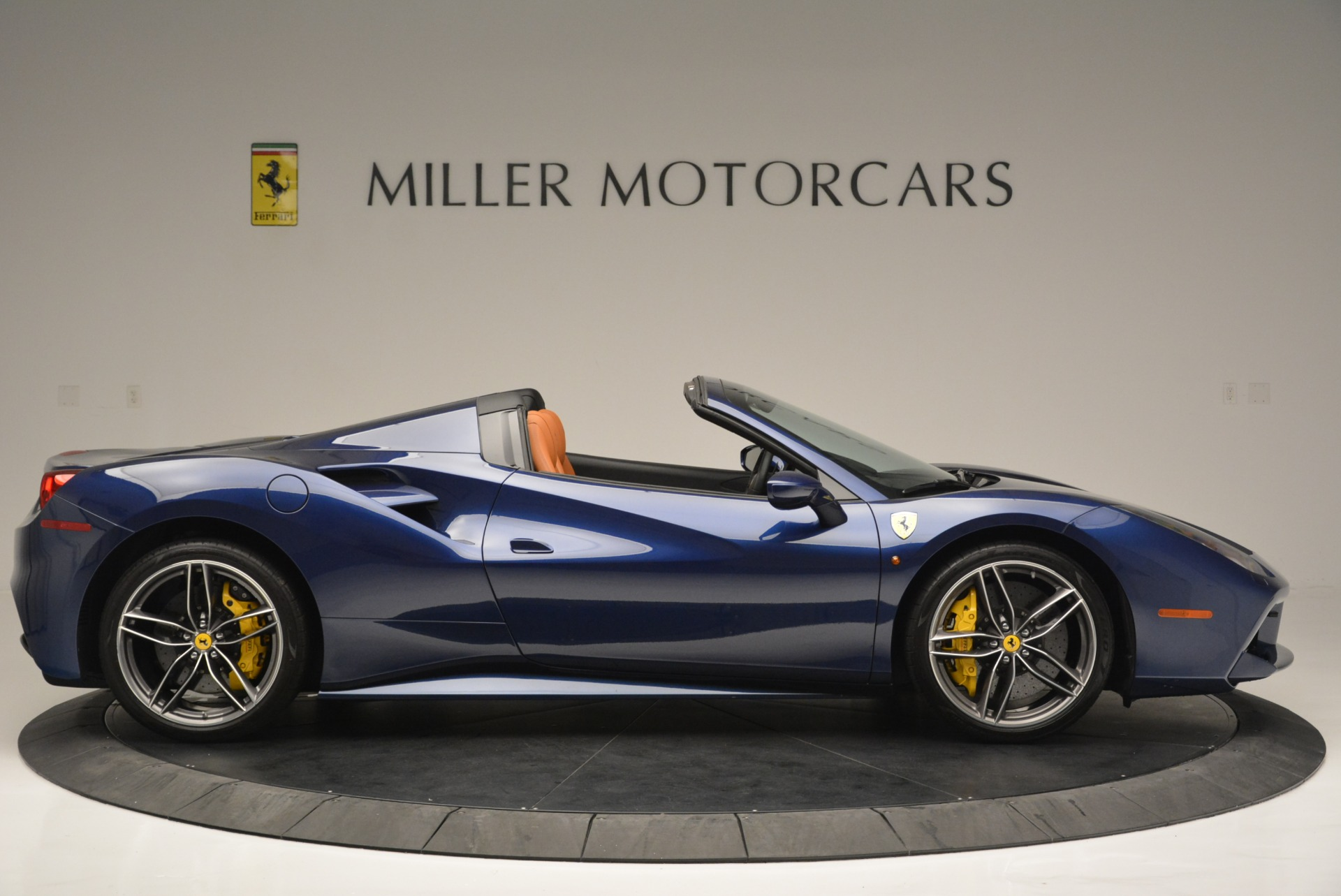 Used 2016 Ferrari 488 Spider  For Sale In Greenwich, CT. Alfa Romeo of Greenwich, 4490A 2411_p9