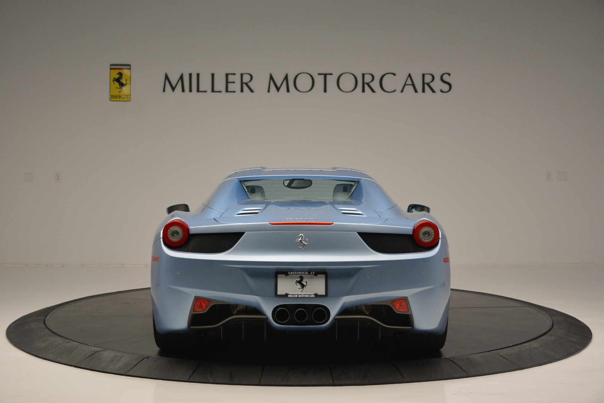 Used 2012 Ferrari 458 Spider  For Sale In Greenwich, CT. Alfa Romeo of Greenwich, 4492 2413_p18