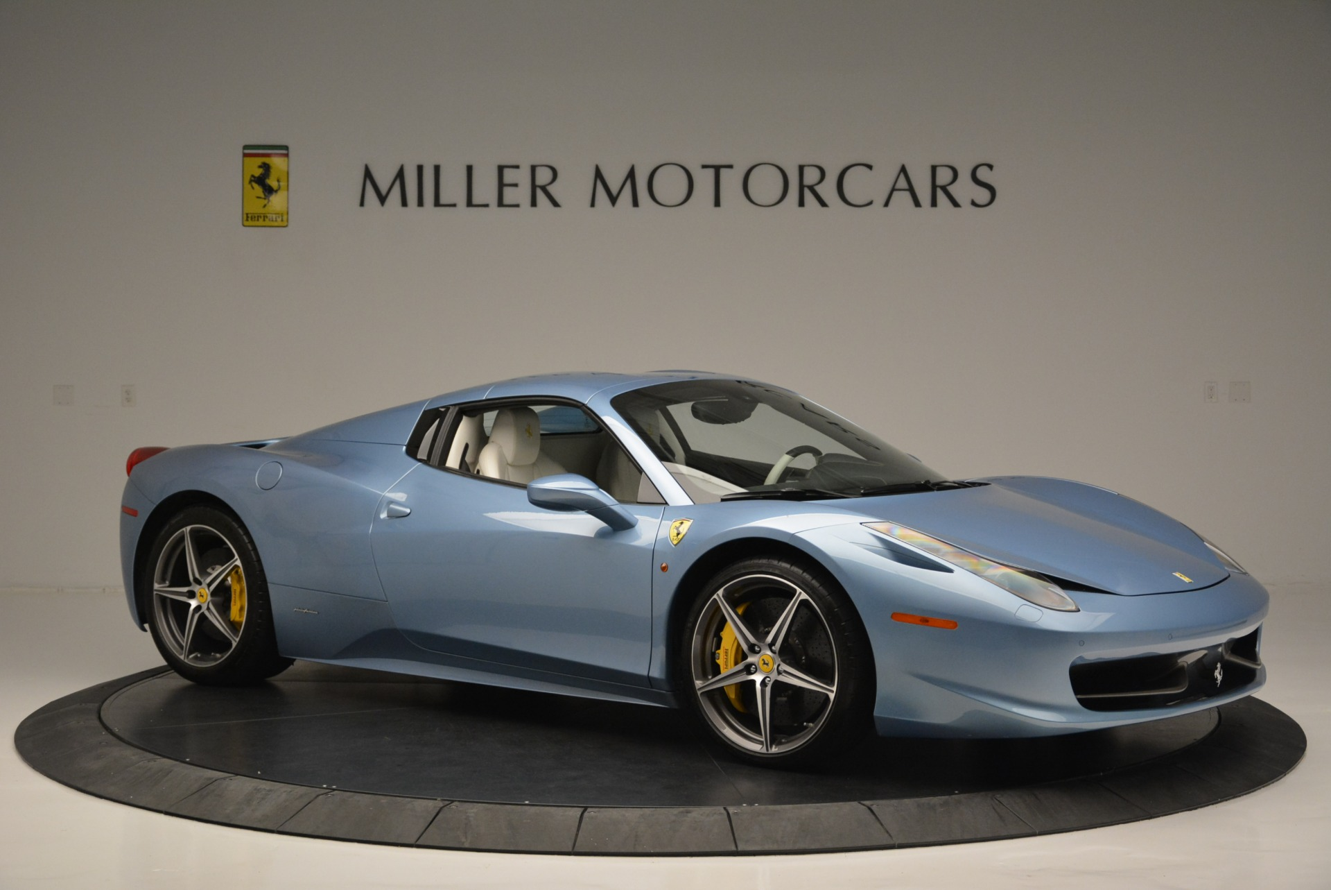 Used 2012 Ferrari 458 Spider  For Sale In Greenwich, CT. Alfa Romeo of Greenwich, 4492 2413_p22
