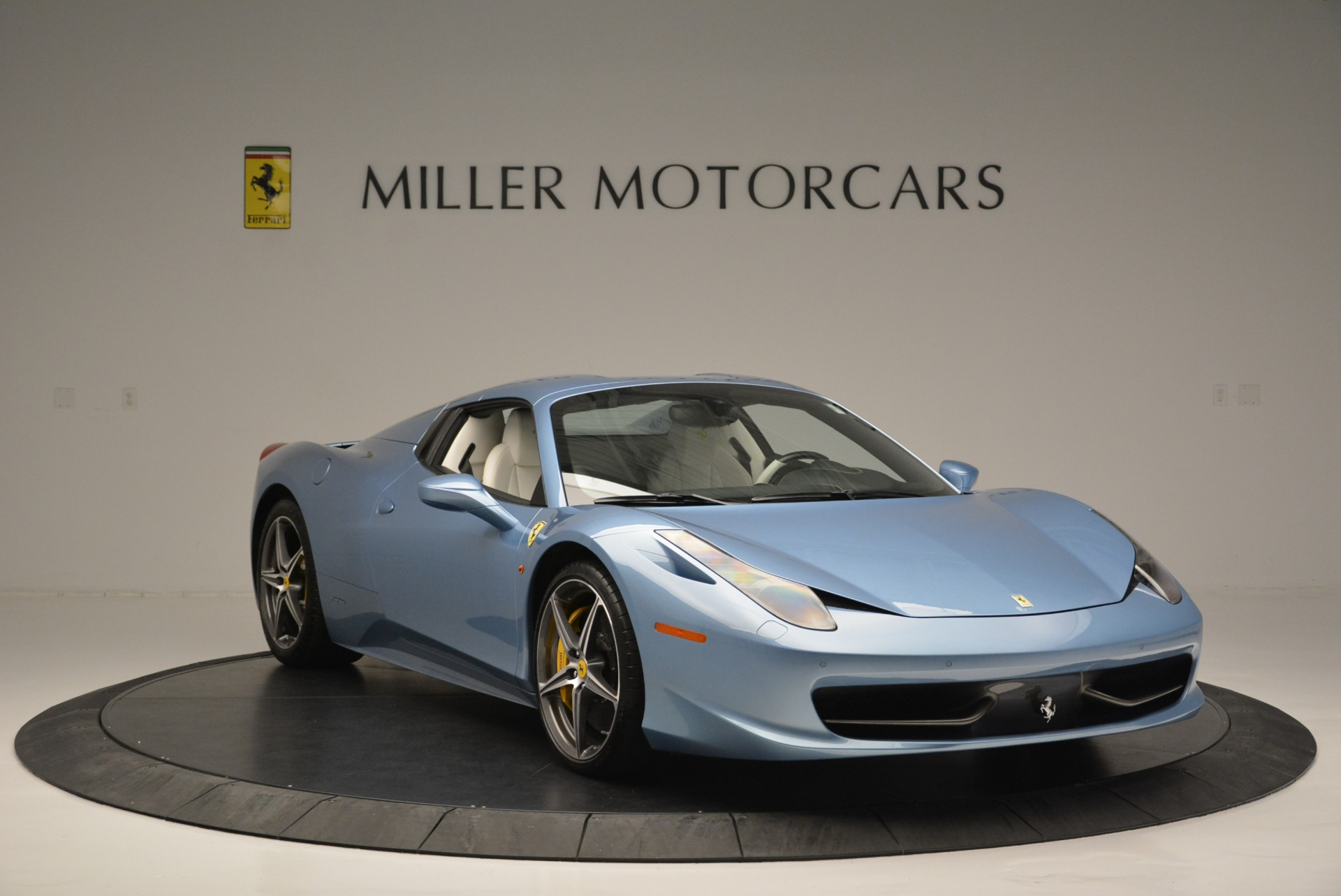 Used 2012 Ferrari 458 Spider  For Sale In Greenwich, CT. Alfa Romeo of Greenwich, 4492 2413_p23