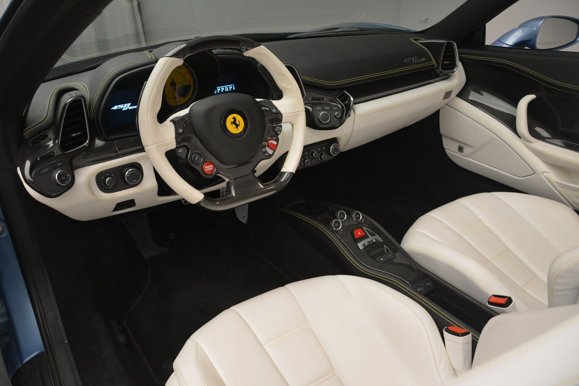 Used 2012 Ferrari 458 Spider  For Sale In Greenwich, CT. Alfa Romeo of Greenwich, 4492 2413_p25