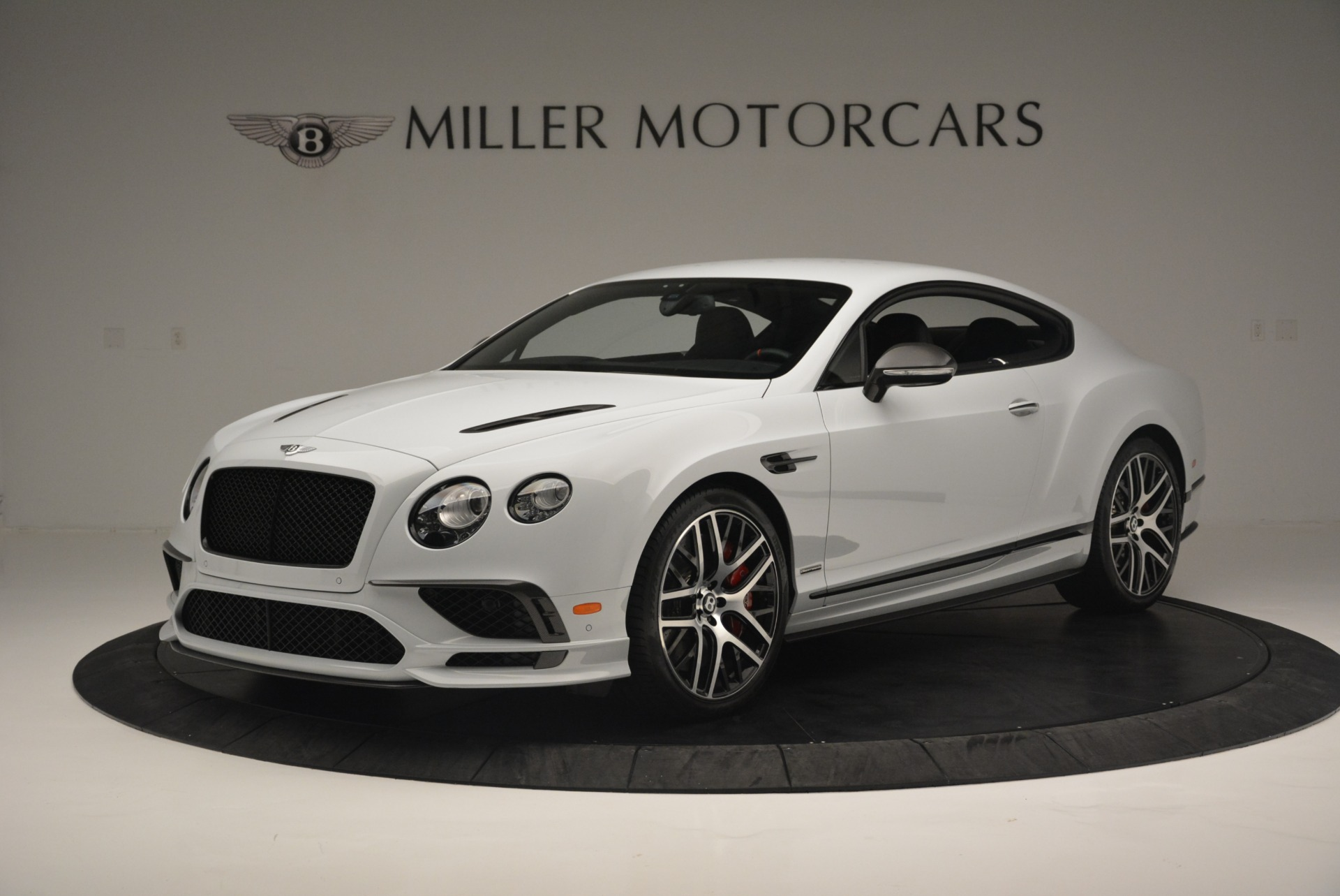 Used 2017 Bentley Continental GT Supersports For Sale In Greenwich, CT. Alfa Romeo of Greenwich, 7545 2414_p2