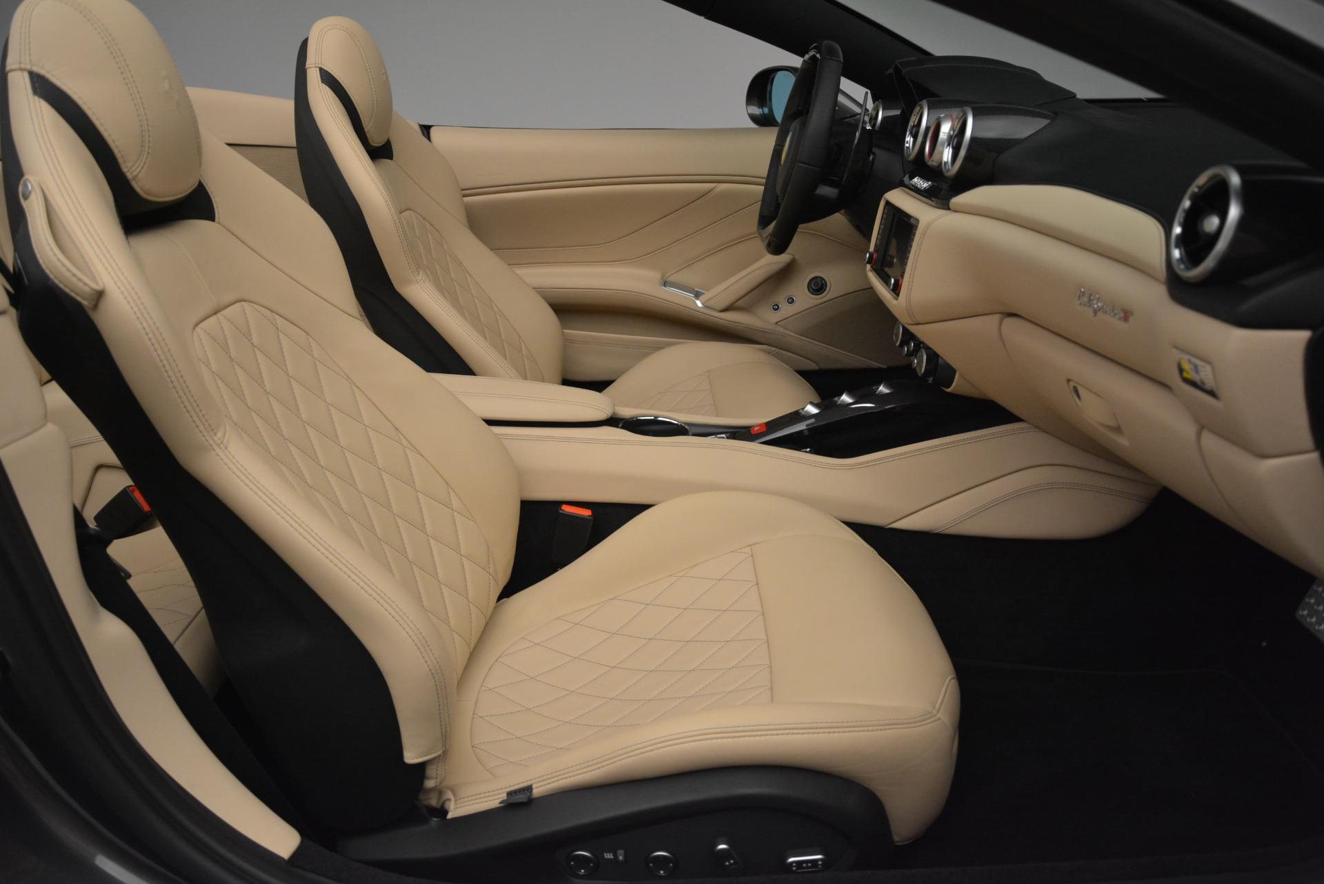 Used 2015 Ferrari California T  For Sale In Greenwich, CT. Alfa Romeo of Greenwich, 4493 2415_p31