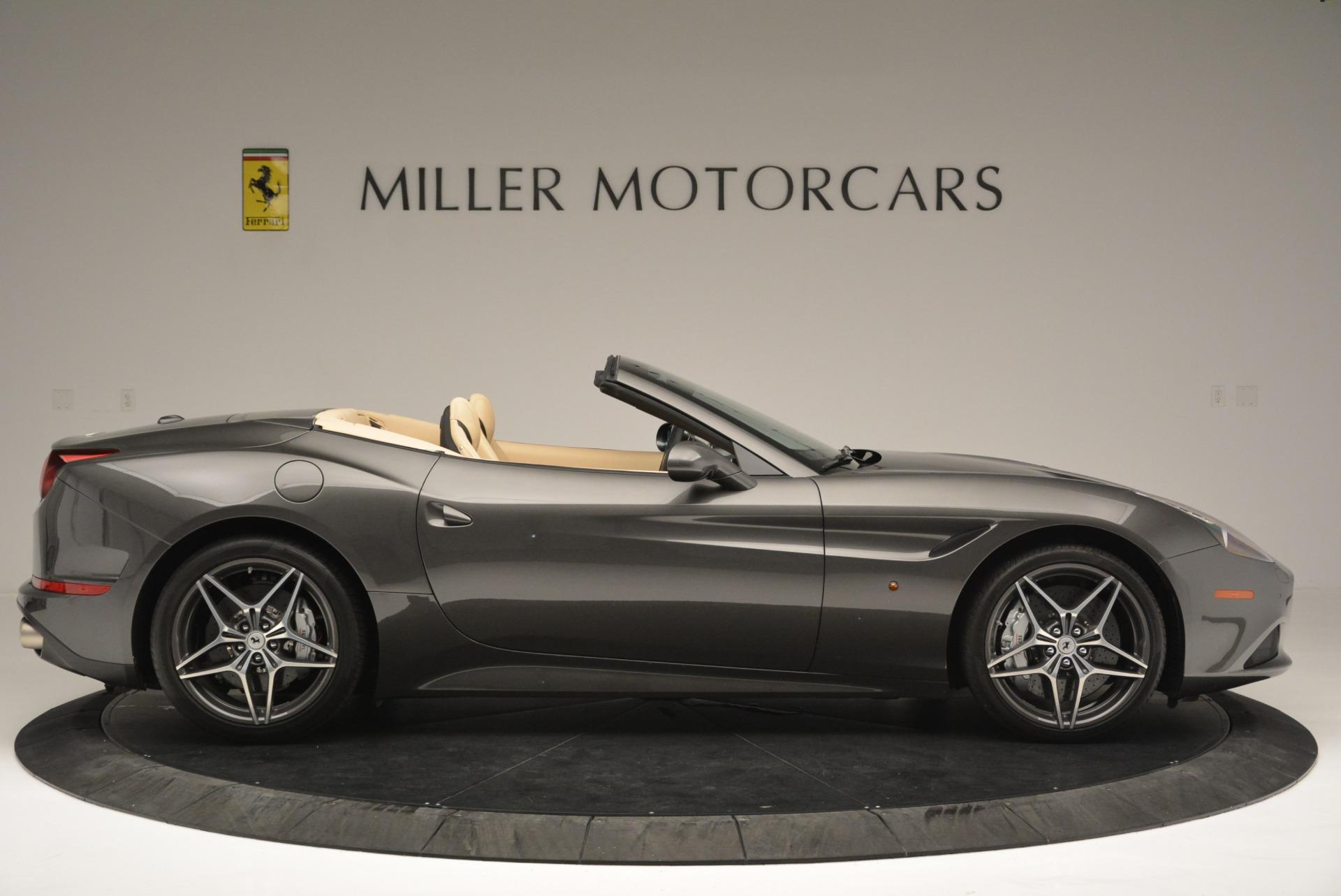Used 2015 Ferrari California T  For Sale In Greenwich, CT. Alfa Romeo of Greenwich, 4493 2415_p9