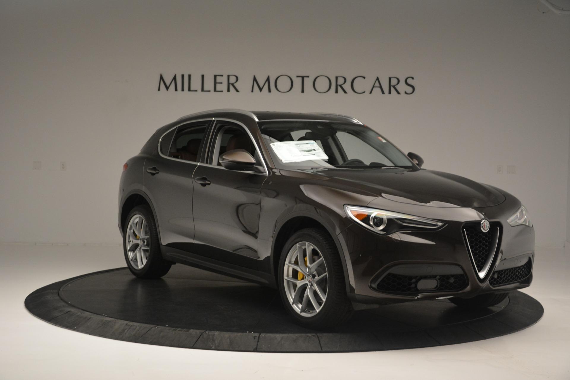 New 2018 Alfa Romeo Stelvio Ti Q4 For Sale In Greenwich, CT. Alfa Romeo of Greenwich, LW209 2417_p11