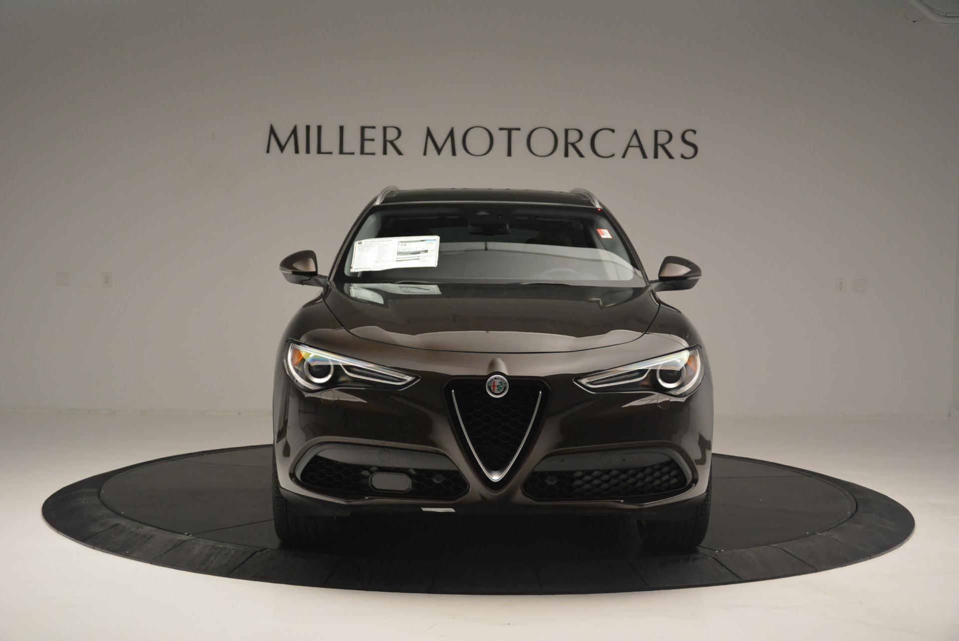 New 2018 Alfa Romeo Stelvio Ti Q4 For Sale In Greenwich, CT. Alfa Romeo of Greenwich, LW209 2417_p12