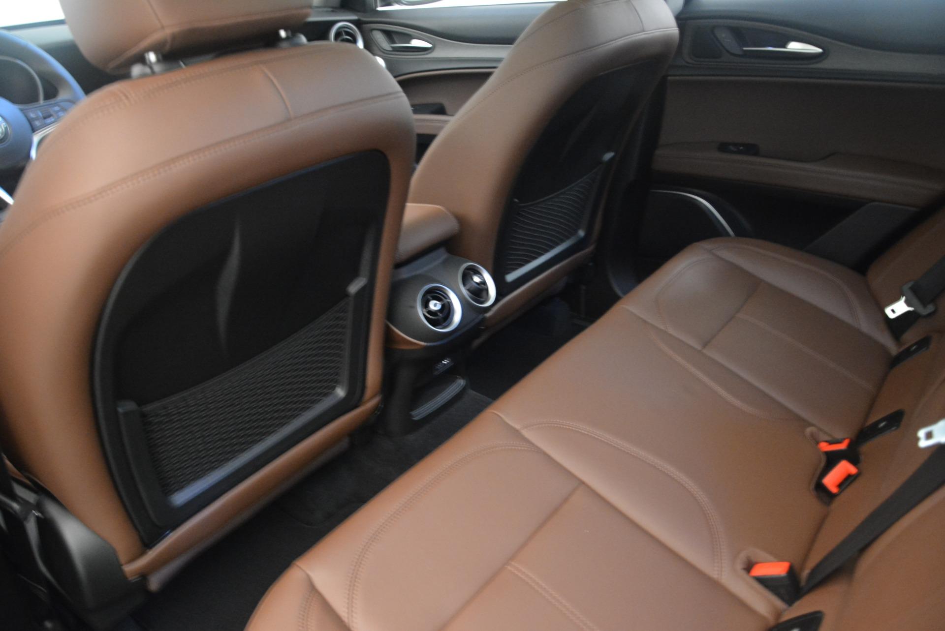 New 2018 Alfa Romeo Stelvio Ti Q4 For Sale In Greenwich, CT. Alfa Romeo of Greenwich, LW209 2417_p16