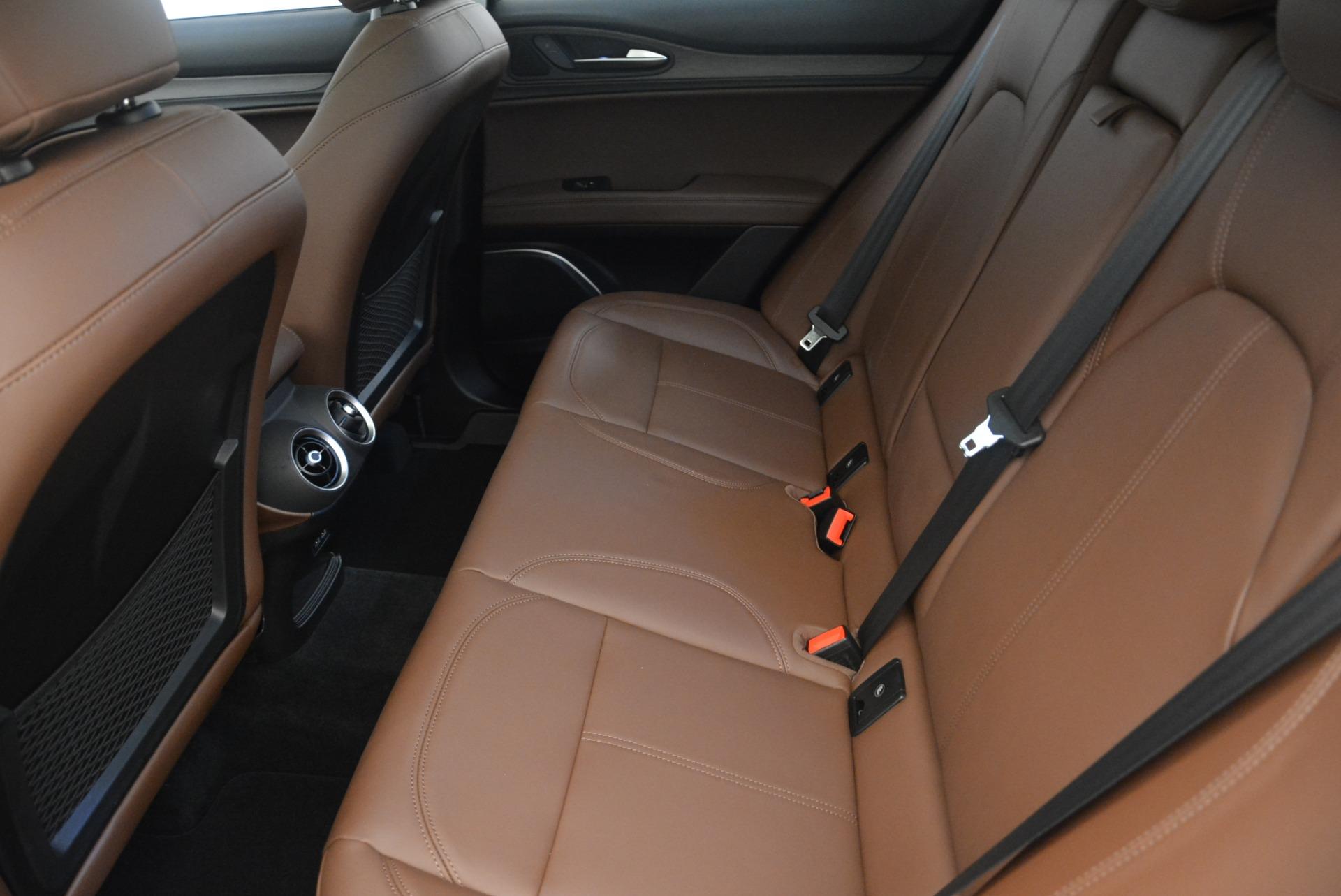 New 2018 Alfa Romeo Stelvio Ti Q4 For Sale In Greenwich, CT. Alfa Romeo of Greenwich, LW209 2417_p17