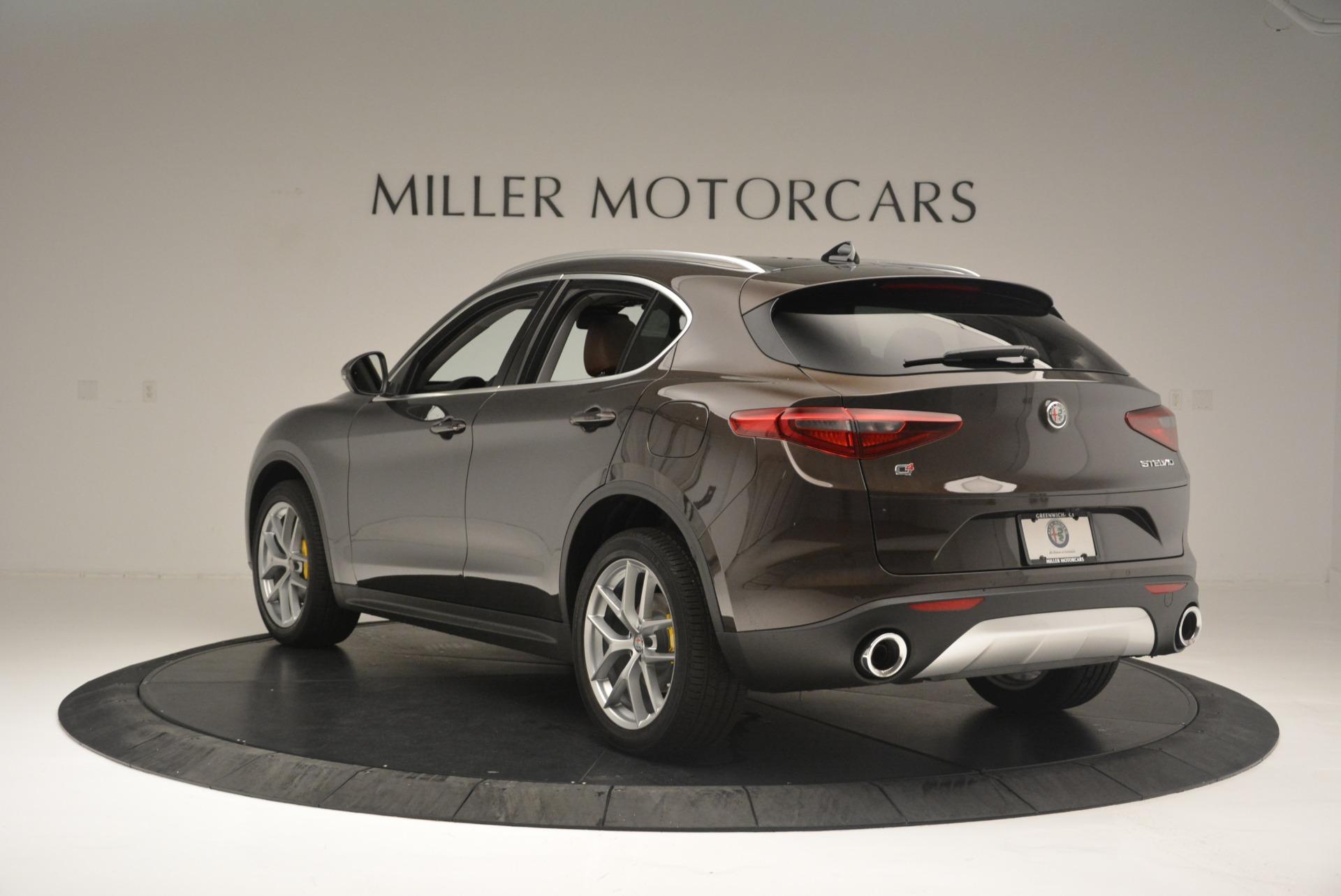 New 2018 Alfa Romeo Stelvio Ti Q4 For Sale In Greenwich, CT. Alfa Romeo of Greenwich, LW209 2417_p5