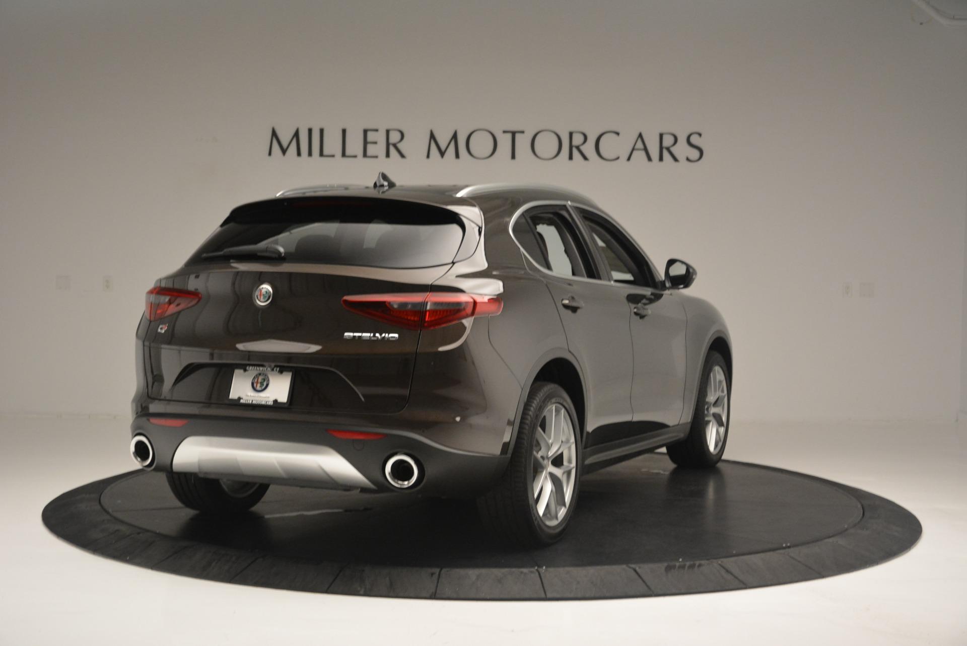 New 2018 Alfa Romeo Stelvio Ti Q4 For Sale In Greenwich, CT. Alfa Romeo of Greenwich, LW209 2417_p7