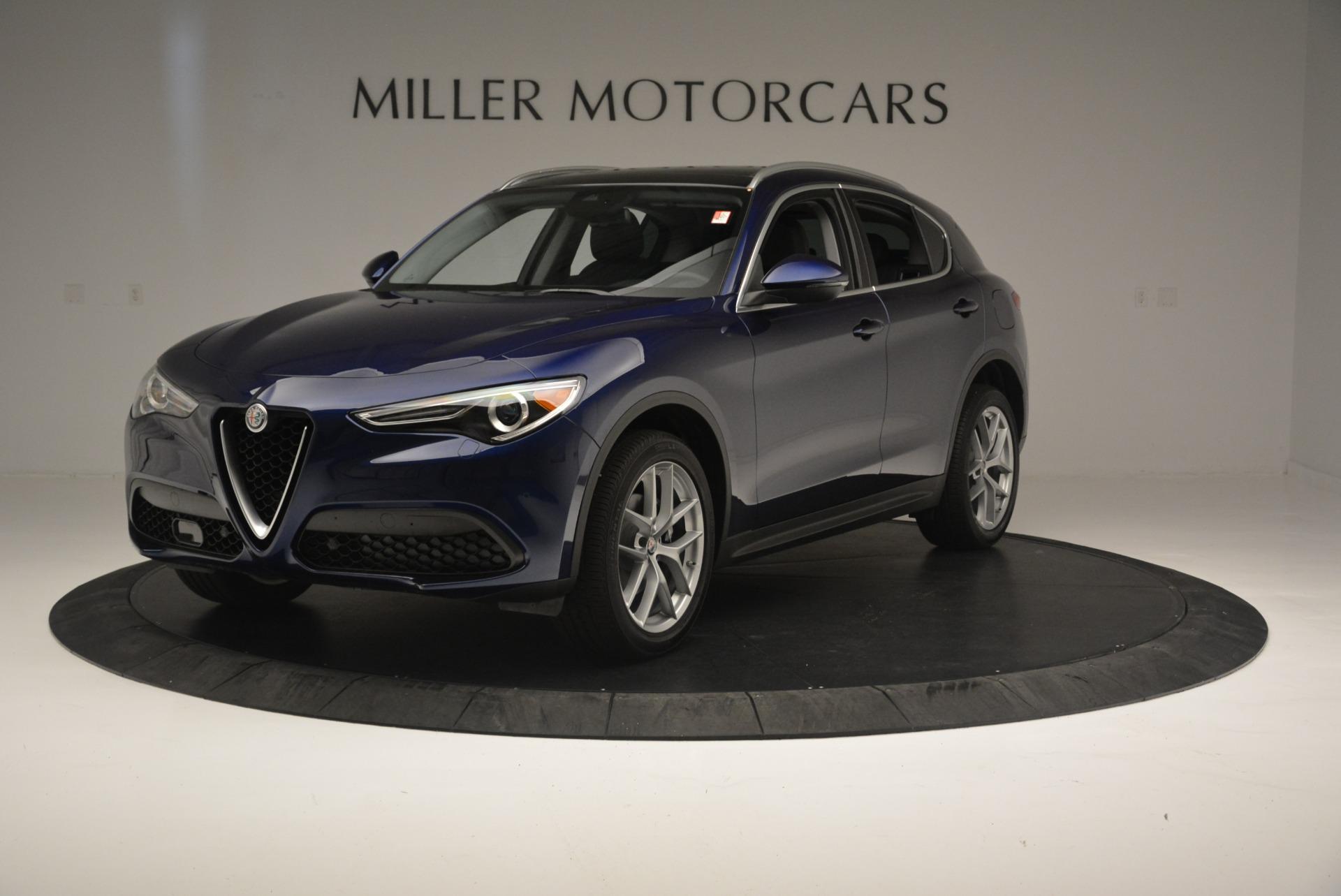 New 2018 Alfa Romeo Stelvio Ti Q4 For Sale In Greenwich, CT. Alfa Romeo of Greenwich, LW210 2418_p2