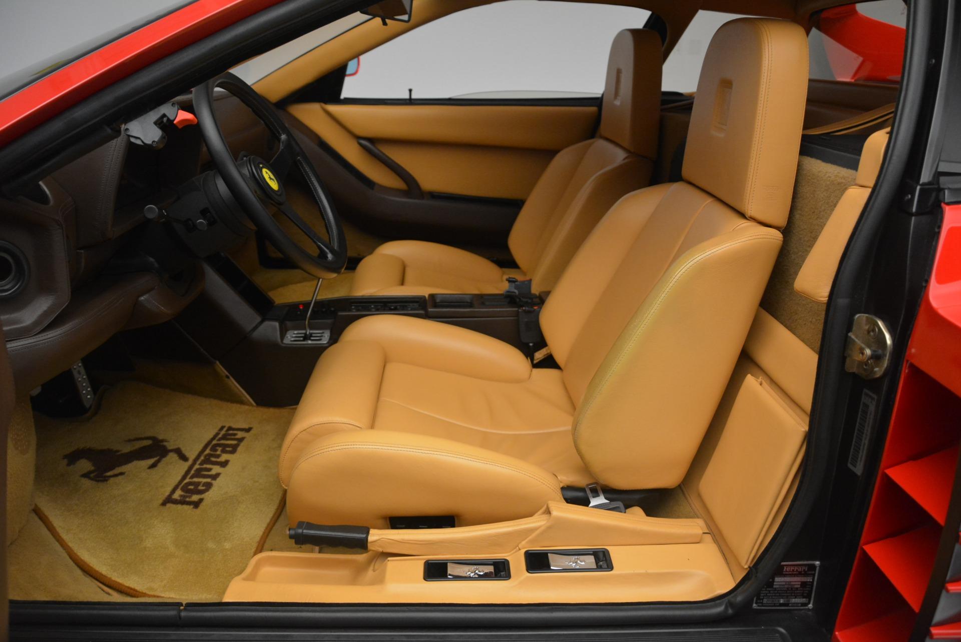 Used 1990 Ferrari Testarossa  For Sale In Greenwich, CT. Alfa Romeo of Greenwich, 4461A 2419_p14