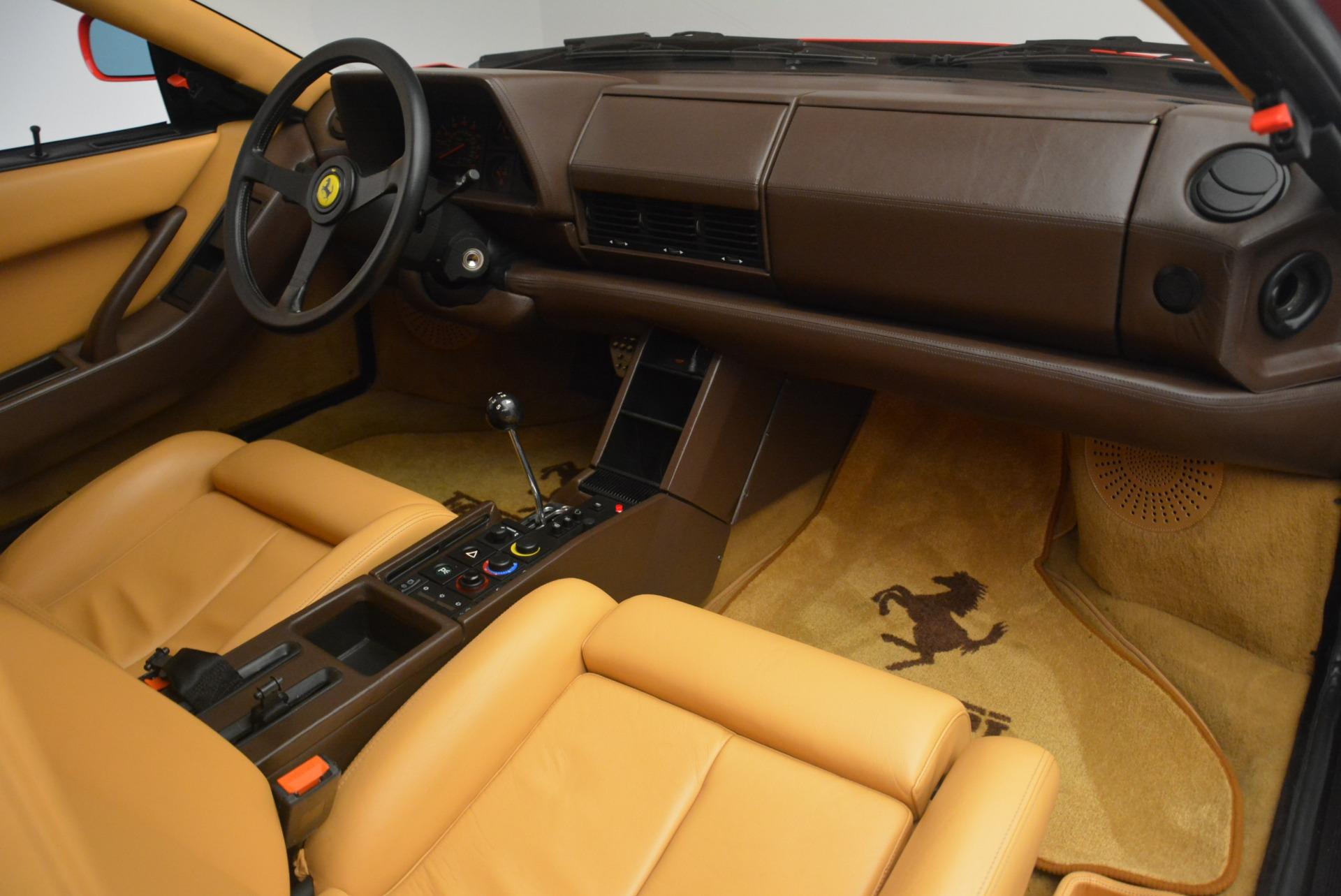Used 1990 Ferrari Testarossa  For Sale In Greenwich, CT. Alfa Romeo of Greenwich, 4461A 2419_p17
