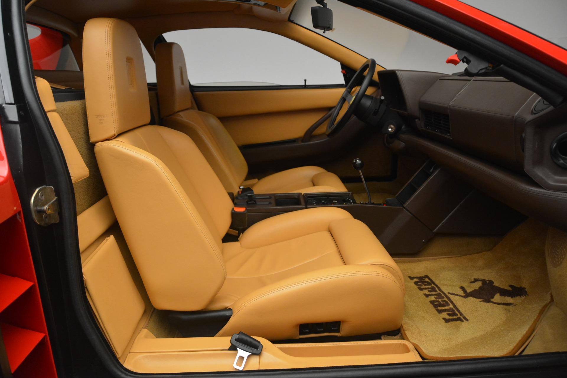 Used 1990 Ferrari Testarossa  For Sale In Greenwich, CT. Alfa Romeo of Greenwich, 4461A 2419_p18