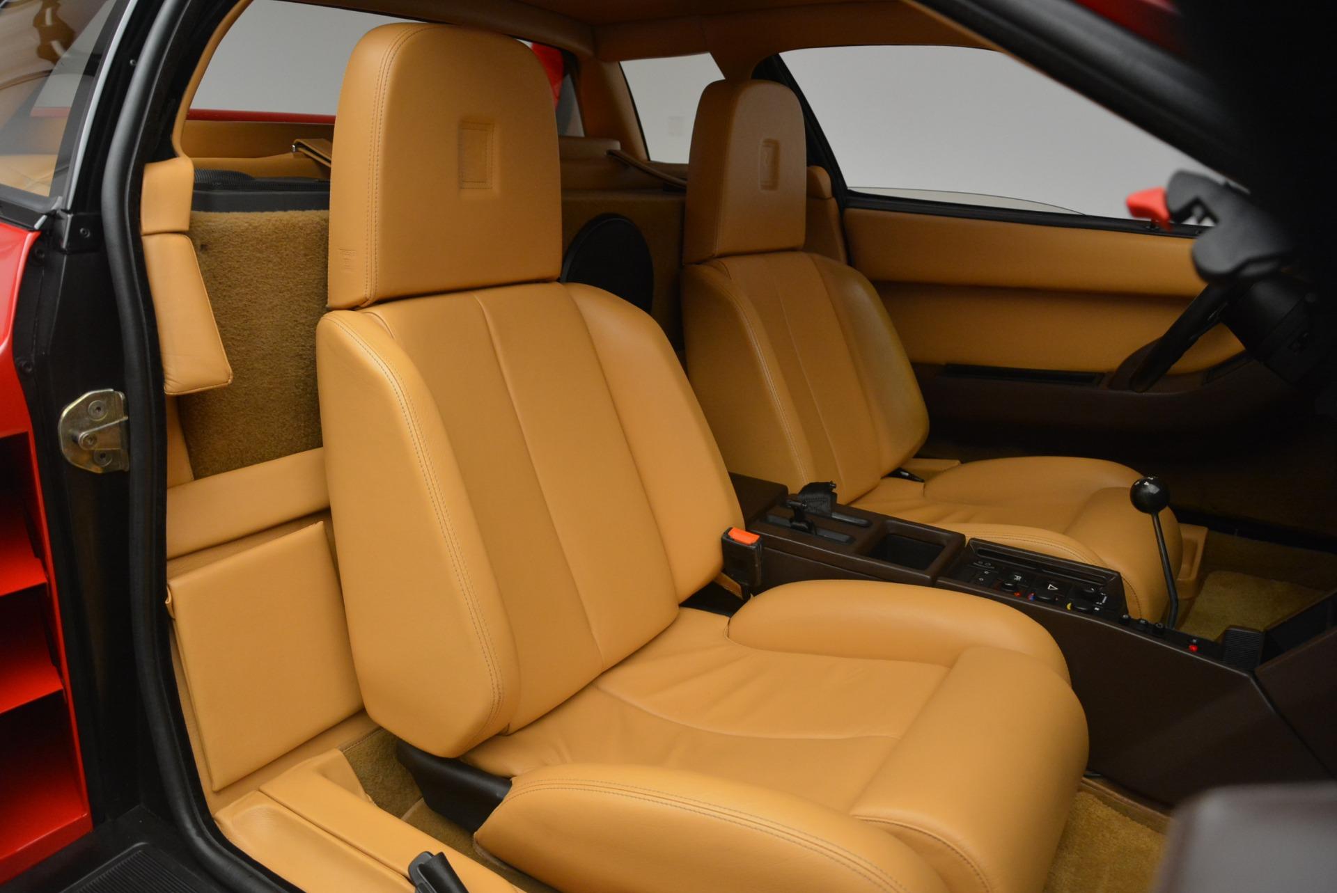Used 1990 Ferrari Testarossa  For Sale In Greenwich, CT. Alfa Romeo of Greenwich, 4461A 2419_p19
