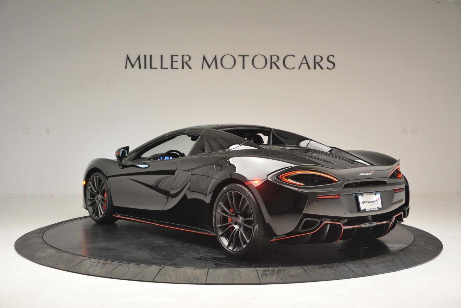 Used 2018 McLaren 570S Spider For Sale In Greenwich, CT. Alfa Romeo of Greenwich, MC371 2420_p17
