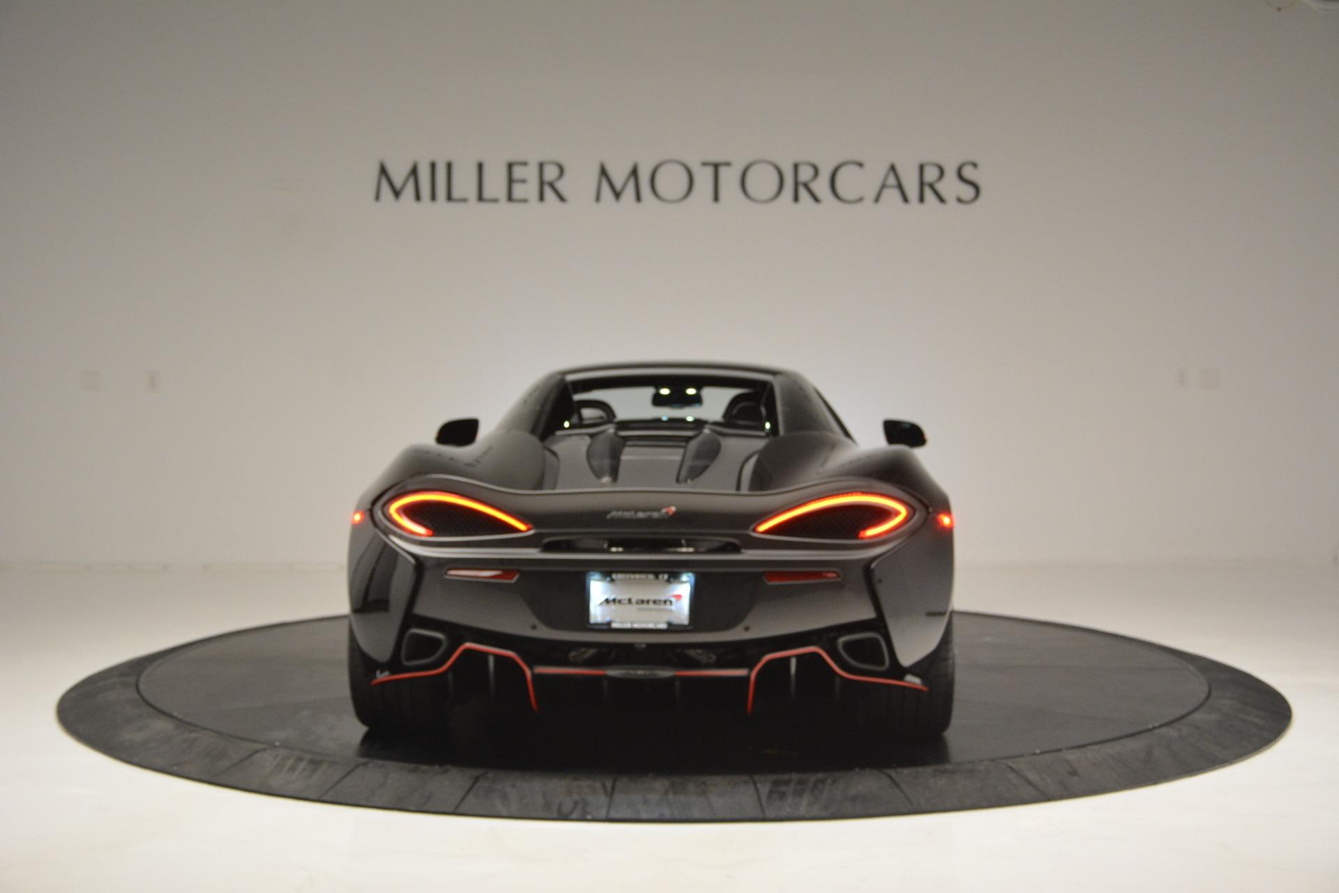 Used 2018 McLaren 570S Spider For Sale In Greenwich, CT. Alfa Romeo of Greenwich, MC371 2420_p18