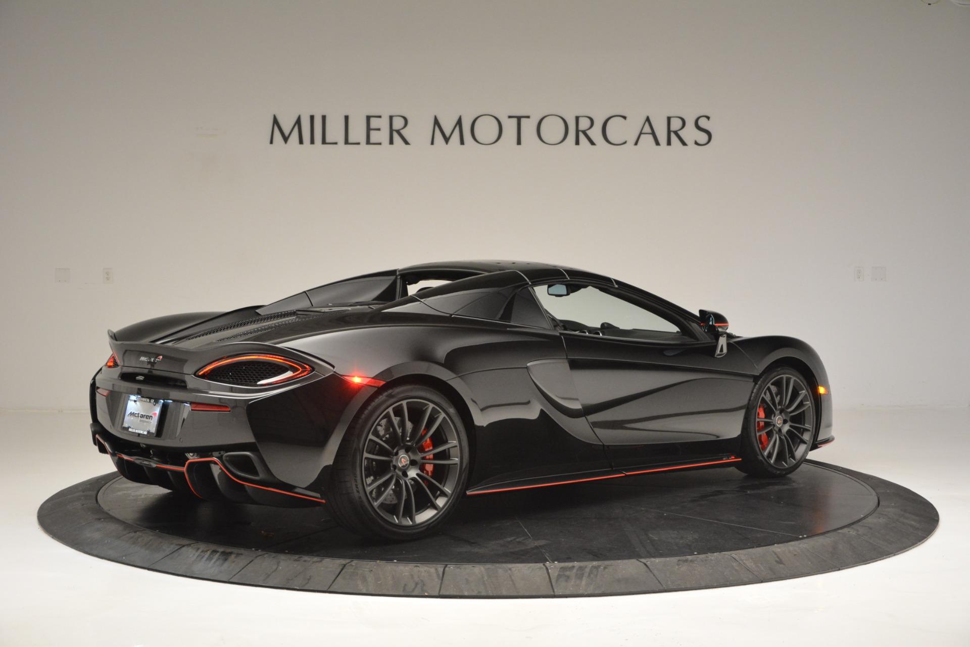 Used 2018 McLaren 570S Spider For Sale In Greenwich, CT. Alfa Romeo of Greenwich, MC371 2420_p19