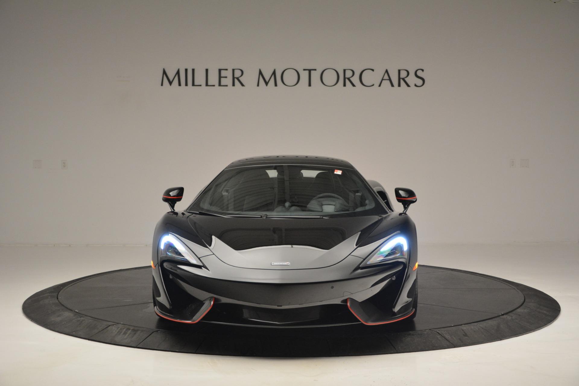 Used 2018 McLaren 570S Spider For Sale In Greenwich, CT. Alfa Romeo of Greenwich, MC371 2420_p22