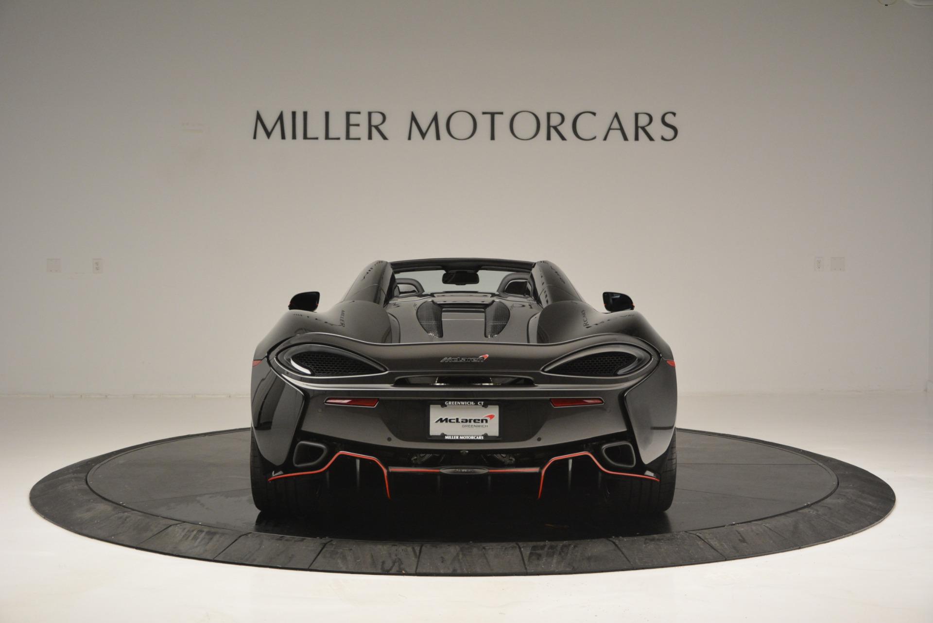 Used 2018 McLaren 570S Spider For Sale In Greenwich, CT. Alfa Romeo of Greenwich, MC371 2420_p6