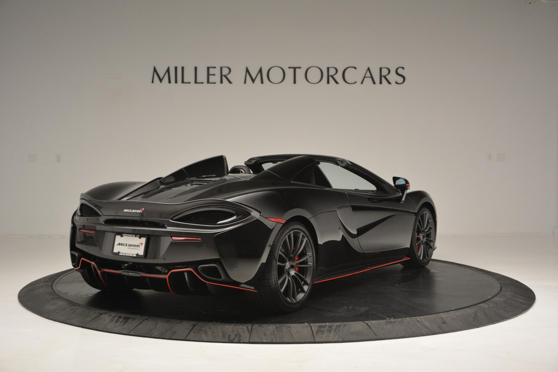 Used 2018 McLaren 570S Spider For Sale In Greenwich, CT. Alfa Romeo of Greenwich, MC371 2420_p7