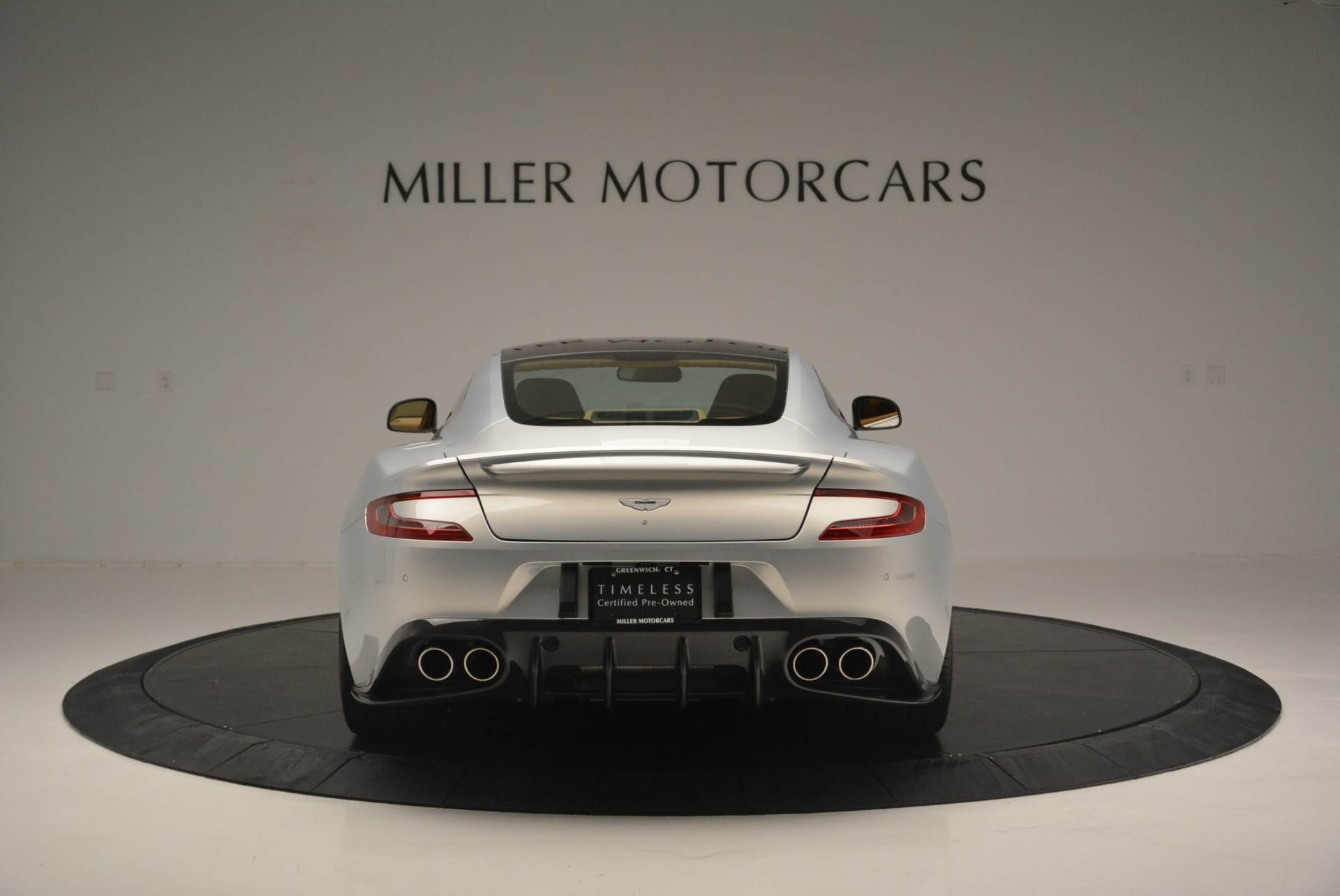 Used 2018 Aston Martin Vanquish S Coupe For Sale In Greenwich, CT. Alfa Romeo of Greenwich, 7397 2421_p6