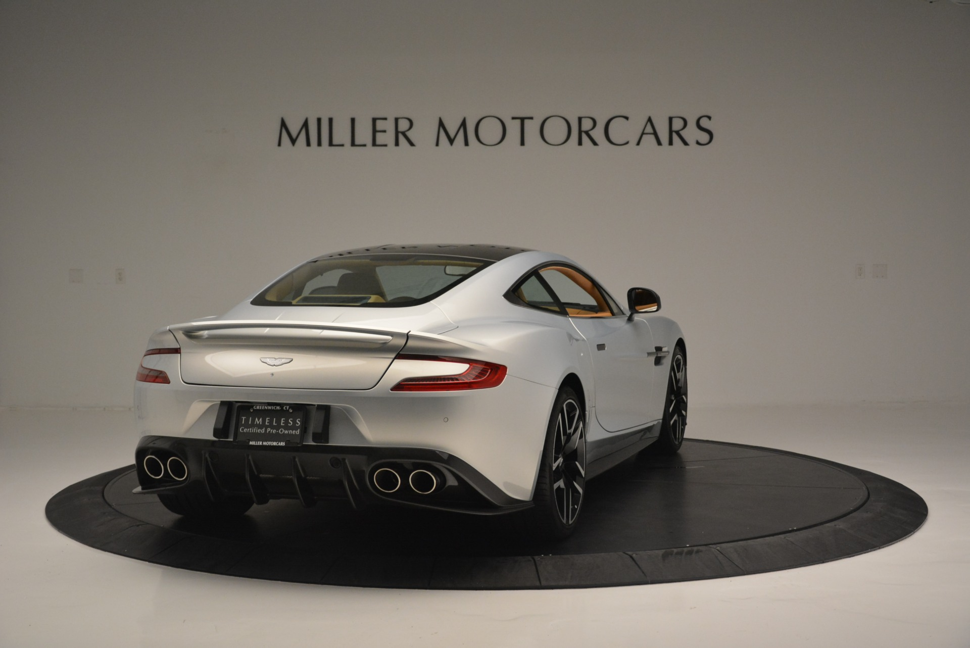Used 2018 Aston Martin Vanquish S Coupe For Sale In Greenwich, CT. Alfa Romeo of Greenwich, 7397 2421_p7