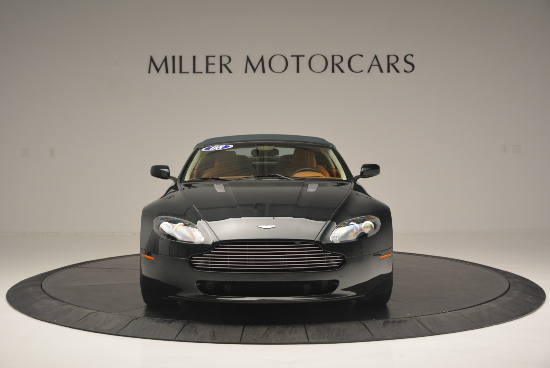 Used 2008 Aston Martin V8 Vantage Roadster For Sale In Greenwich, CT. Alfa Romeo of Greenwich, 7403 2422_p15