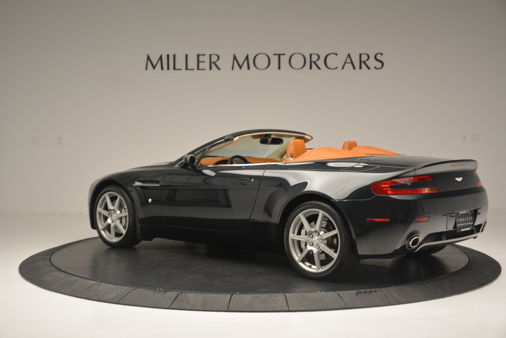 Used 2008 Aston Martin V8 Vantage Roadster For Sale In Greenwich, CT. Alfa Romeo of Greenwich, 7403 2422_p4