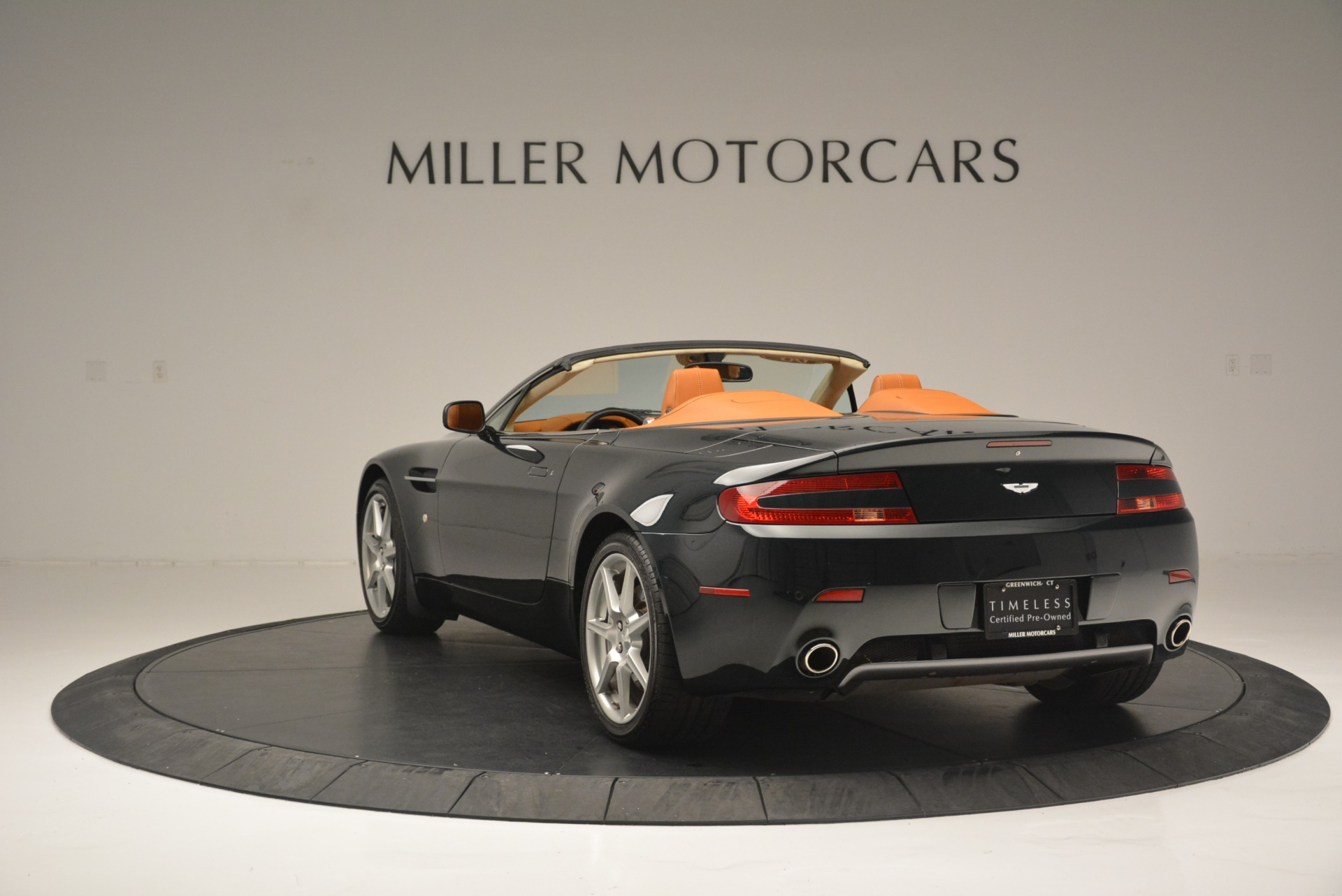 Used 2008 Aston Martin V8 Vantage Roadster For Sale In Greenwich, CT. Alfa Romeo of Greenwich, 7403 2422_p5
