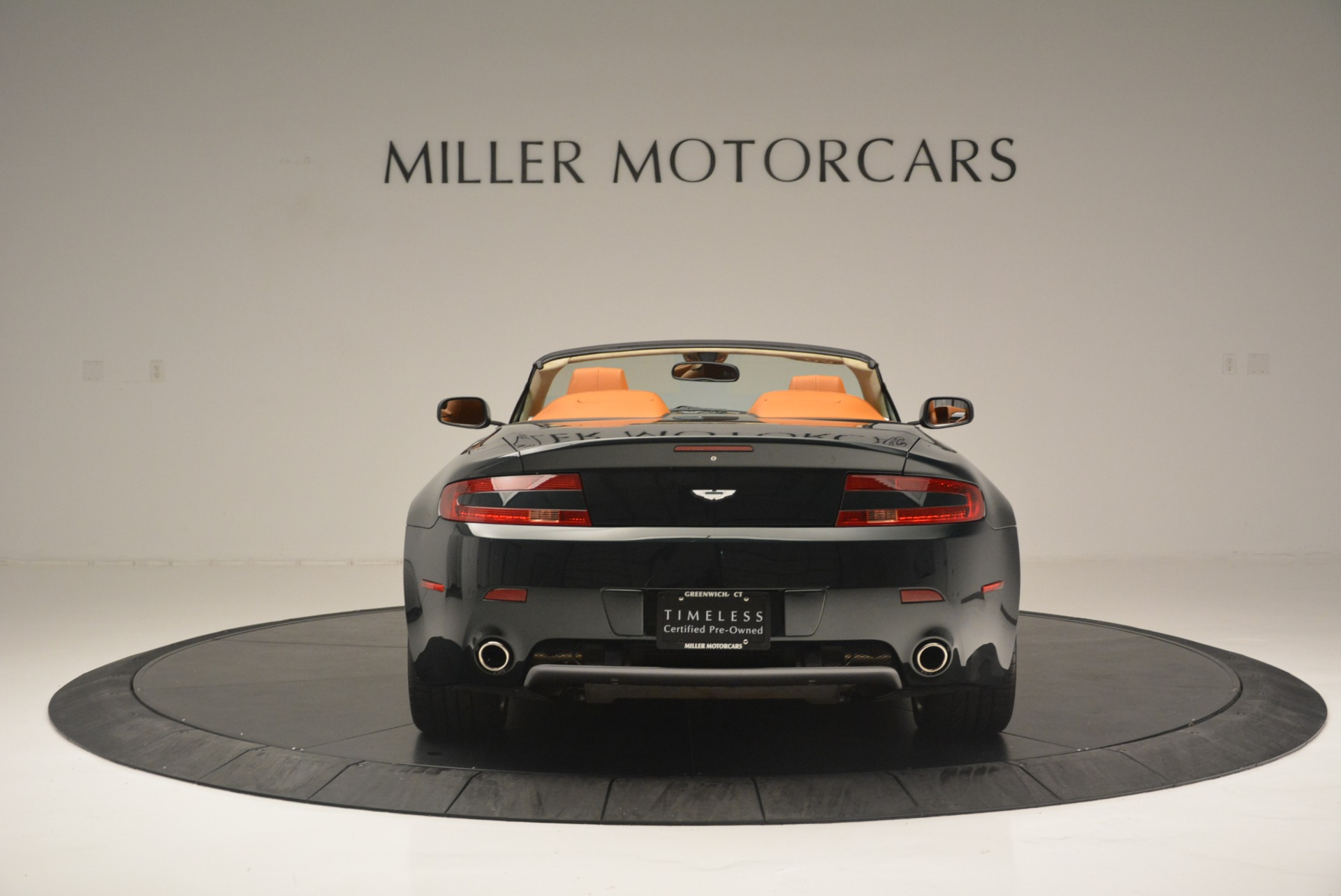 Used 2008 Aston Martin V8 Vantage Roadster For Sale In Greenwich, CT. Alfa Romeo of Greenwich, 7403 2422_p6