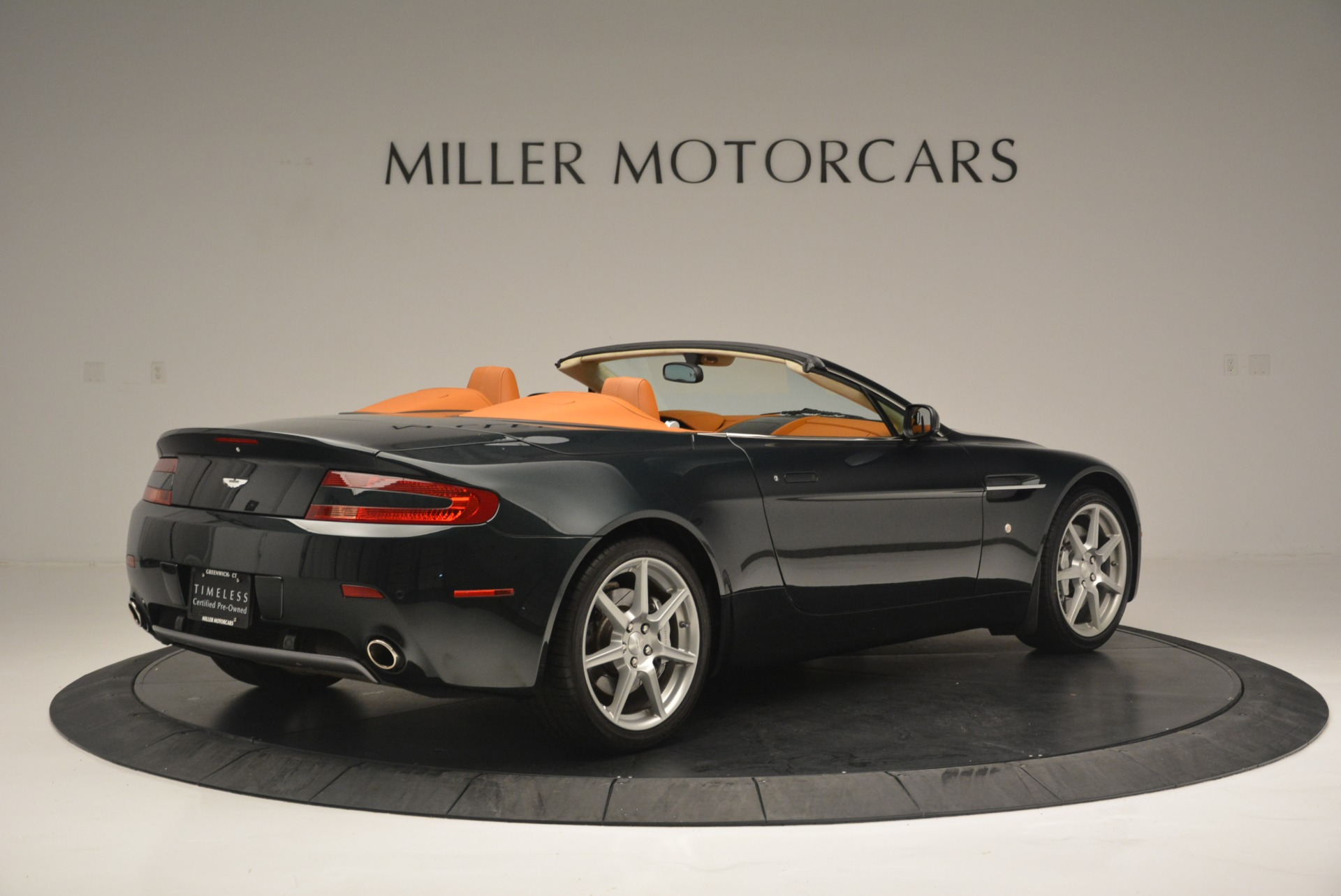 Used 2008 Aston Martin V8 Vantage Roadster For Sale In Greenwich, CT. Alfa Romeo of Greenwich, 7403 2422_p8