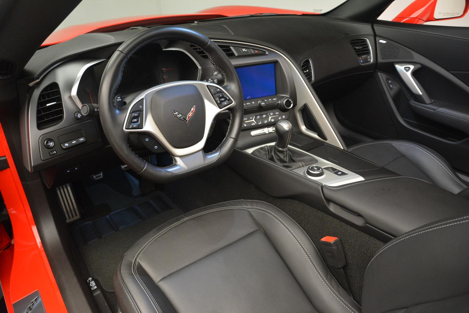 Used 2017 Chevrolet Corvette Grand Sport For Sale In Greenwich, CT. Alfa Romeo of Greenwich, 7402 2423_p26