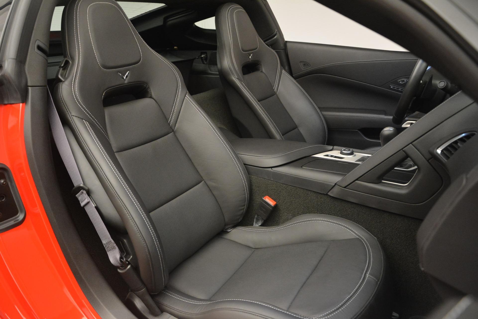 Used 2017 Chevrolet Corvette Grand Sport For Sale In Greenwich, CT. Alfa Romeo of Greenwich, 7402 2423_p32