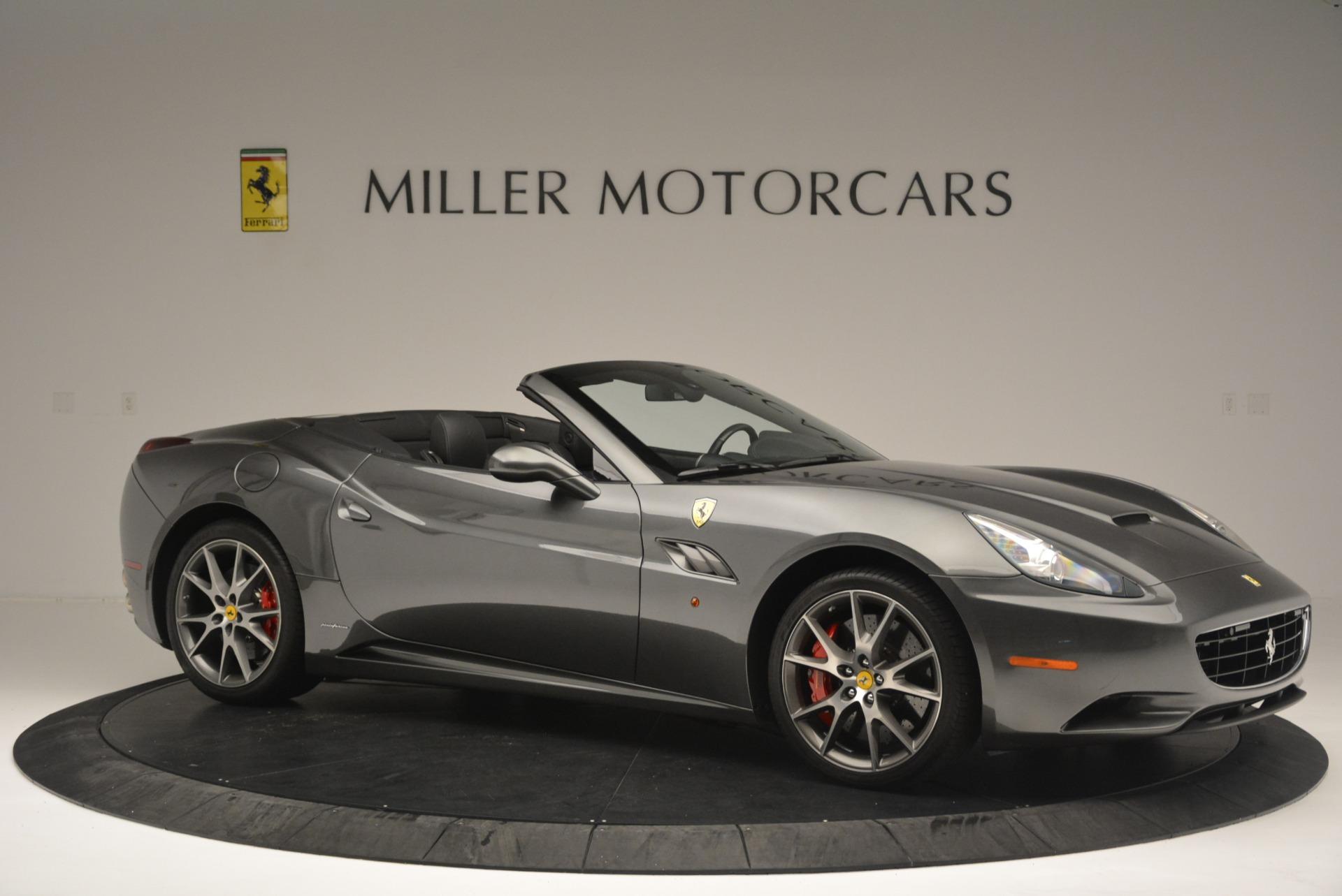 Used 2010 Ferrari California  For Sale In Greenwich, CT. Alfa Romeo of Greenwich, 4494 2424_p10