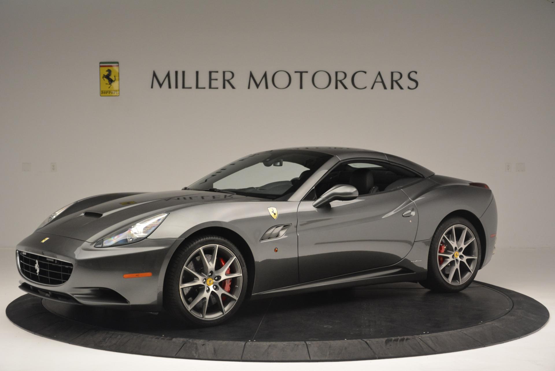 Used 2010 Ferrari California  For Sale In Greenwich, CT. Alfa Romeo of Greenwich, 4494 2424_p14