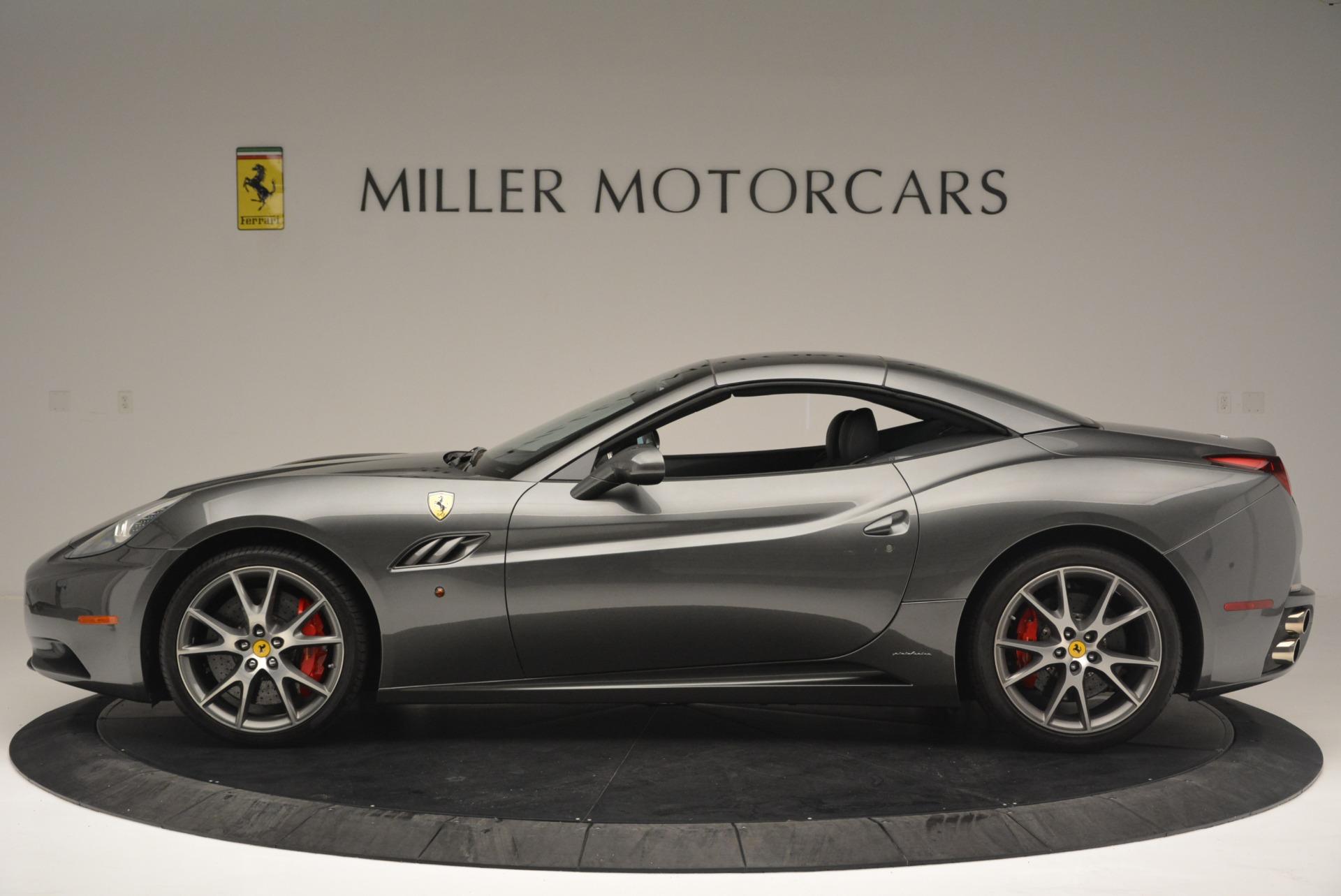 Used 2010 Ferrari California  For Sale In Greenwich, CT. Alfa Romeo of Greenwich, 4494 2424_p15