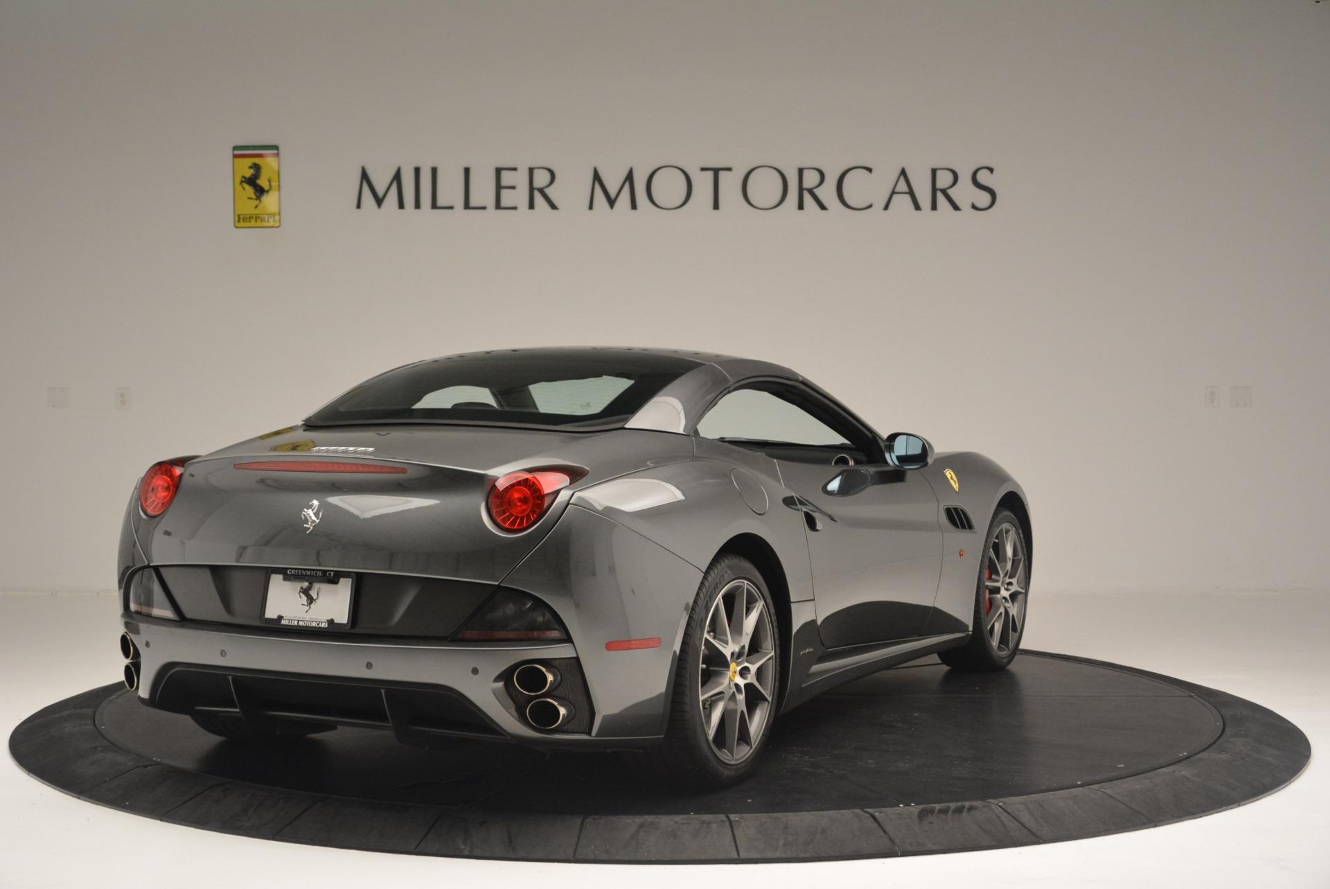 Used 2010 Ferrari California  For Sale In Greenwich, CT. Alfa Romeo of Greenwich, 4494 2424_p19