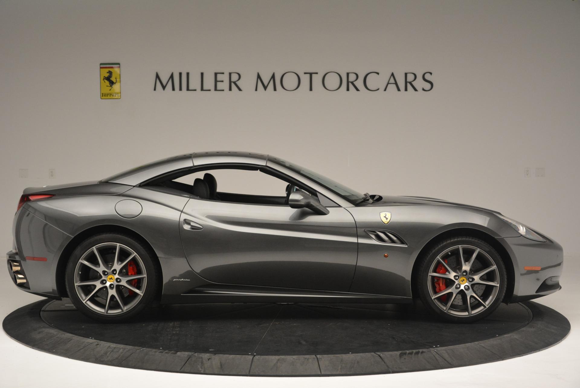 Used 2010 Ferrari California  For Sale In Greenwich, CT. Alfa Romeo of Greenwich, 4494 2424_p21