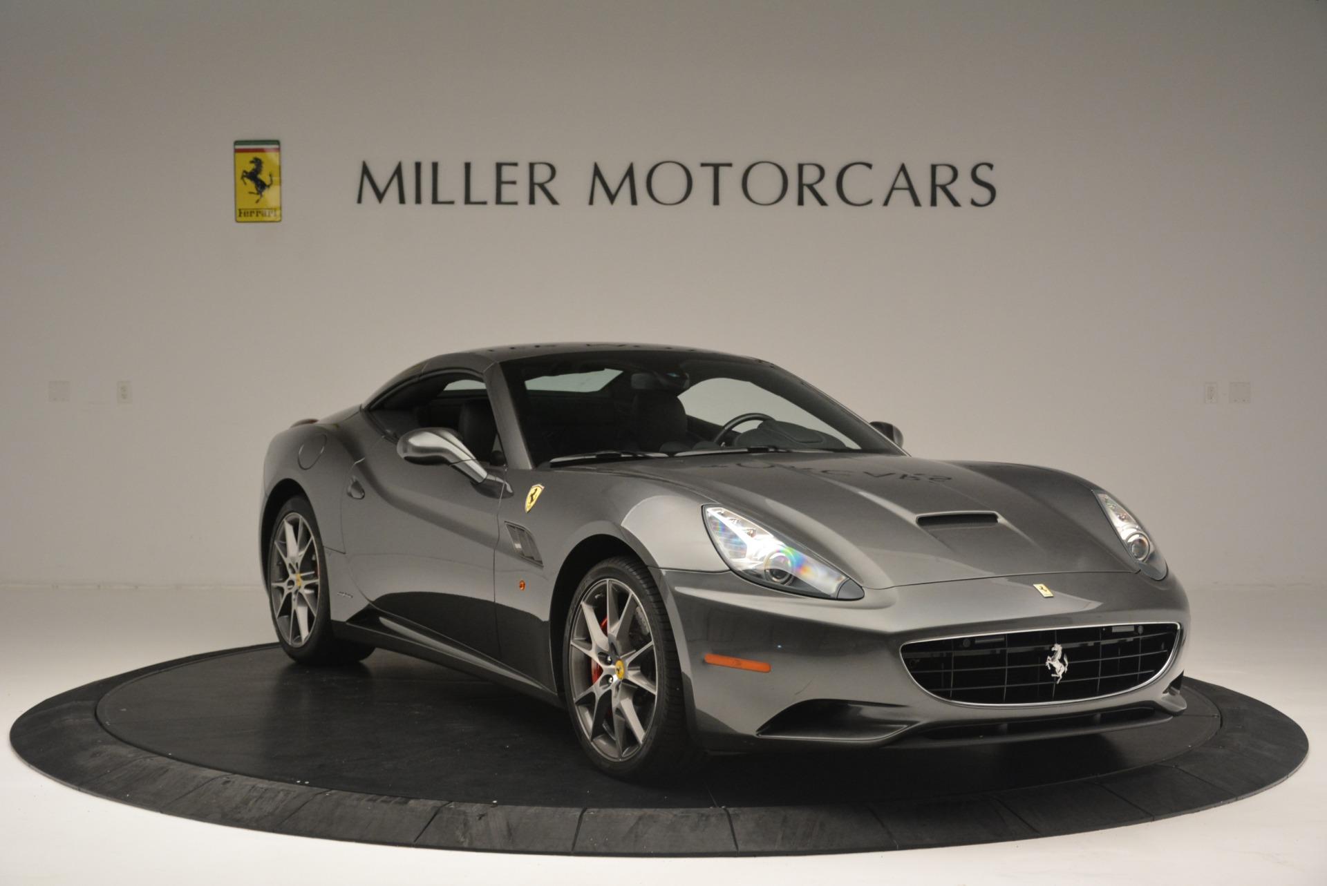Used 2010 Ferrari California  For Sale In Greenwich, CT. Alfa Romeo of Greenwich, 4494 2424_p23