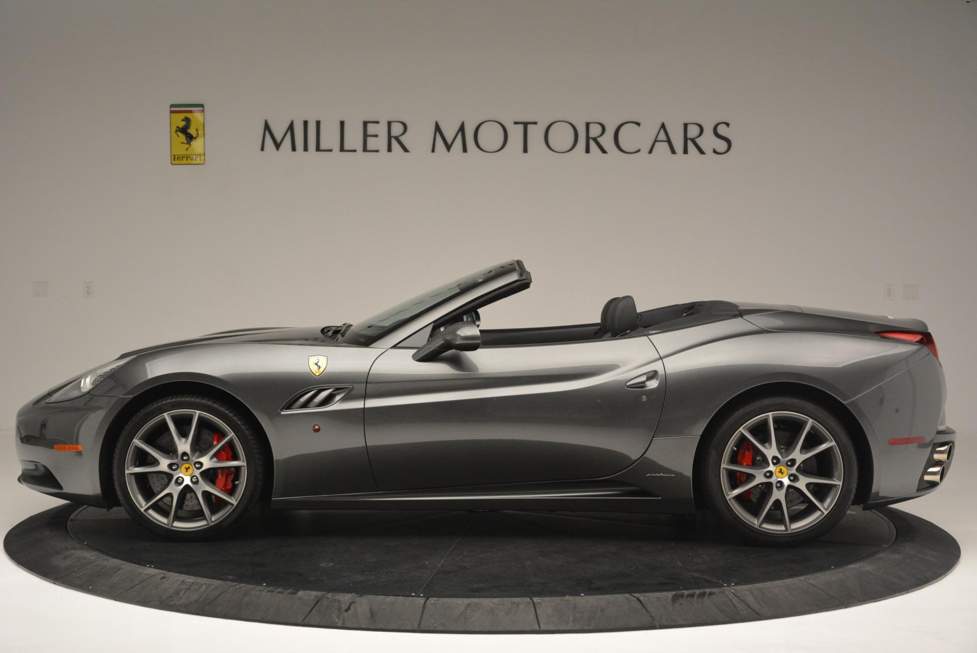 Used 2010 Ferrari California  For Sale In Greenwich, CT. Alfa Romeo of Greenwich, 4494 2424_p3