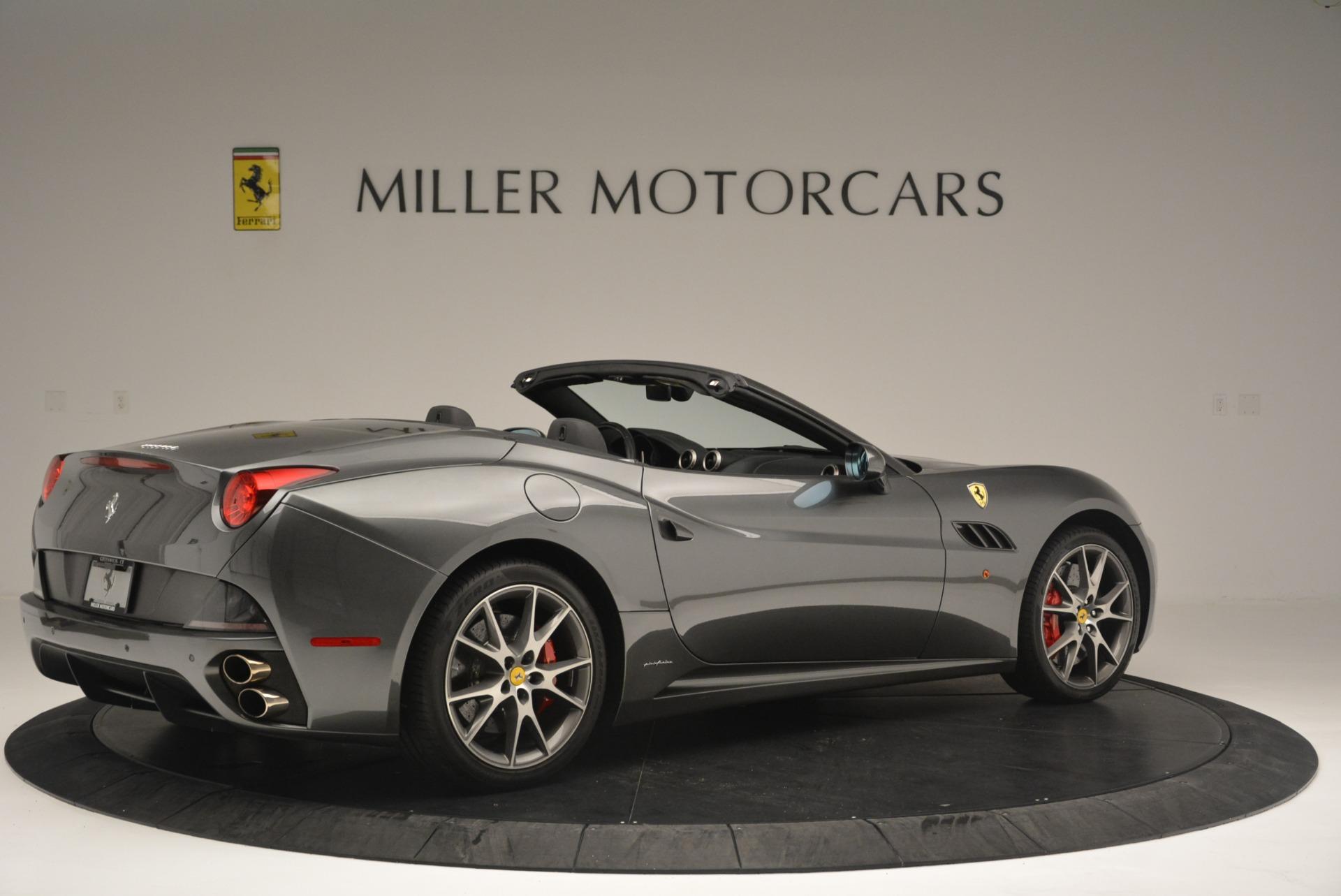 Used 2010 Ferrari California  For Sale In Greenwich, CT. Alfa Romeo of Greenwich, 4494 2424_p8