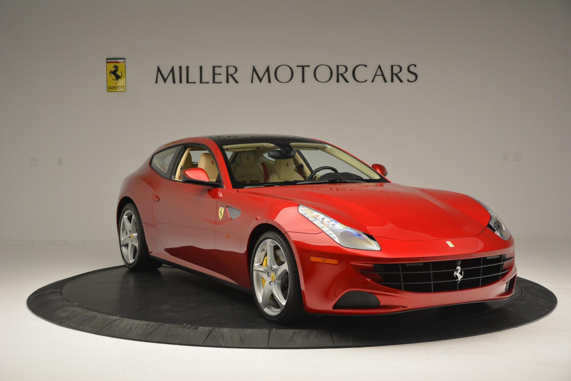 Used 2014 Ferrari FF  For Sale In Greenwich, CT. Alfa Romeo of Greenwich, F1908A 2428_p11