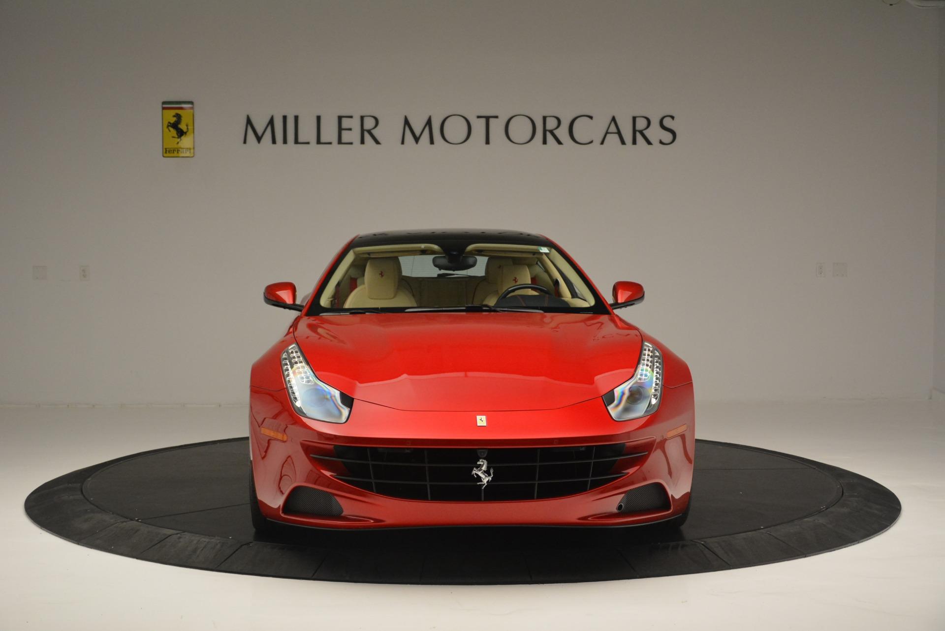 Used 2014 Ferrari FF  For Sale In Greenwich, CT. Alfa Romeo of Greenwich, F1908A 2428_p12