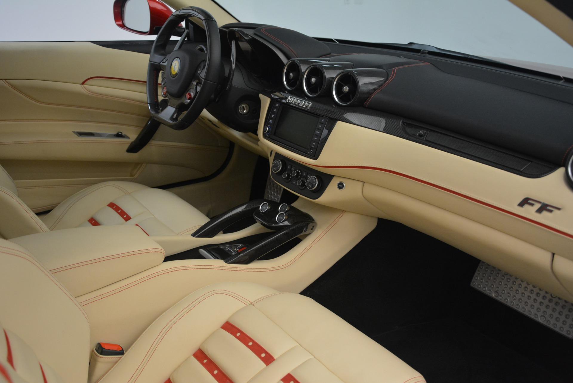 Used 2014 Ferrari FF  For Sale In Greenwich, CT. Alfa Romeo of Greenwich, F1908A 2428_p19