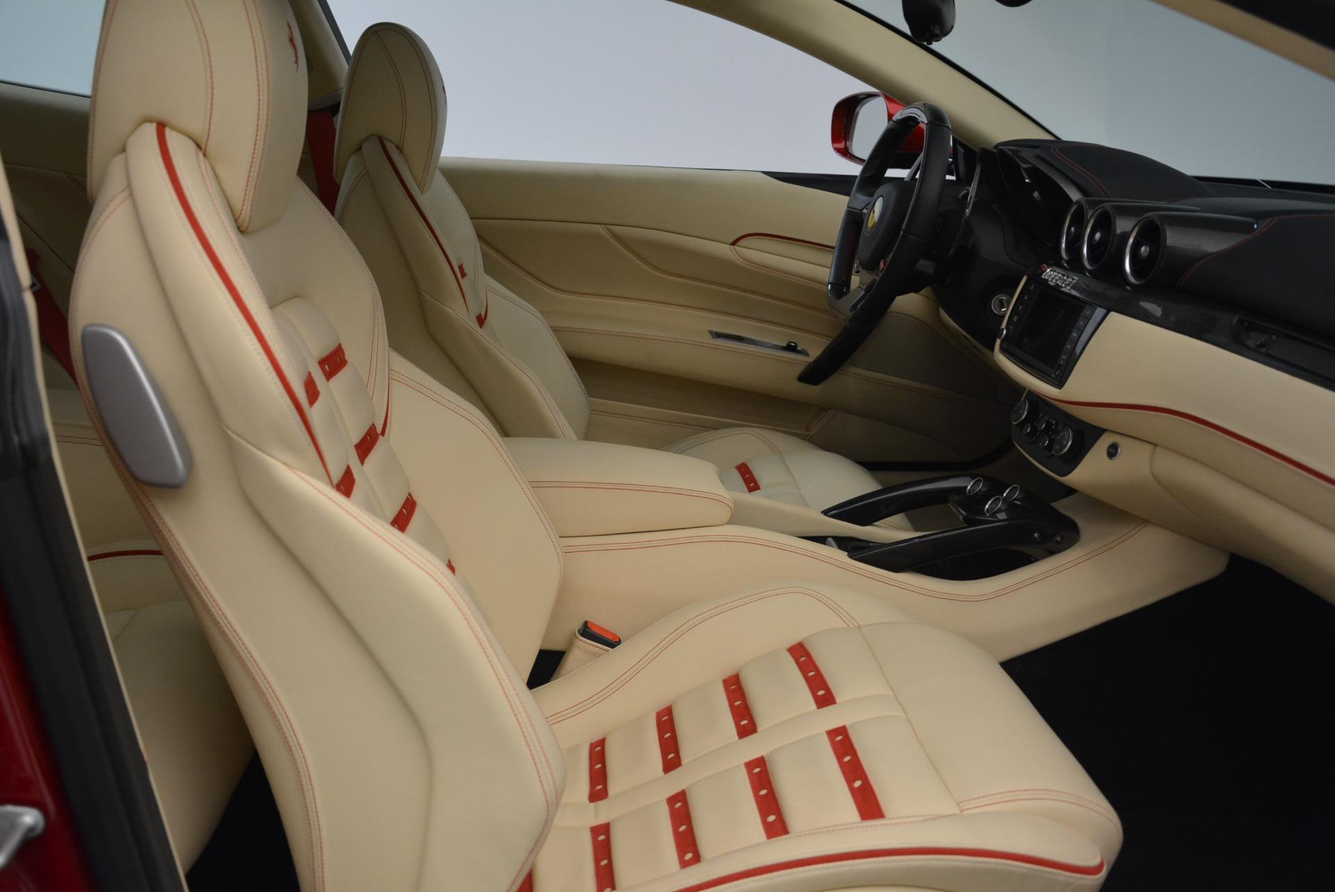 Used 2014 Ferrari FF  For Sale In Greenwich, CT. Alfa Romeo of Greenwich, F1908A 2428_p20