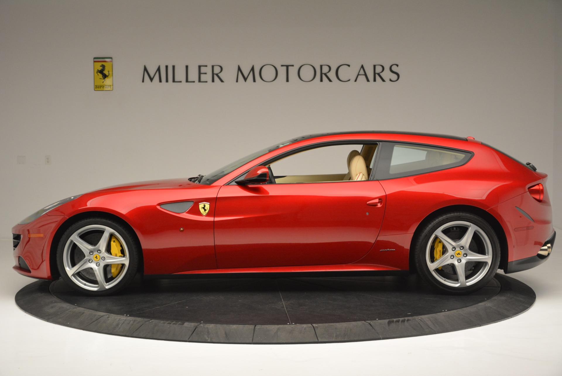 Used 2014 Ferrari FF  For Sale In Greenwich, CT. Alfa Romeo of Greenwich, F1908A 2428_p3