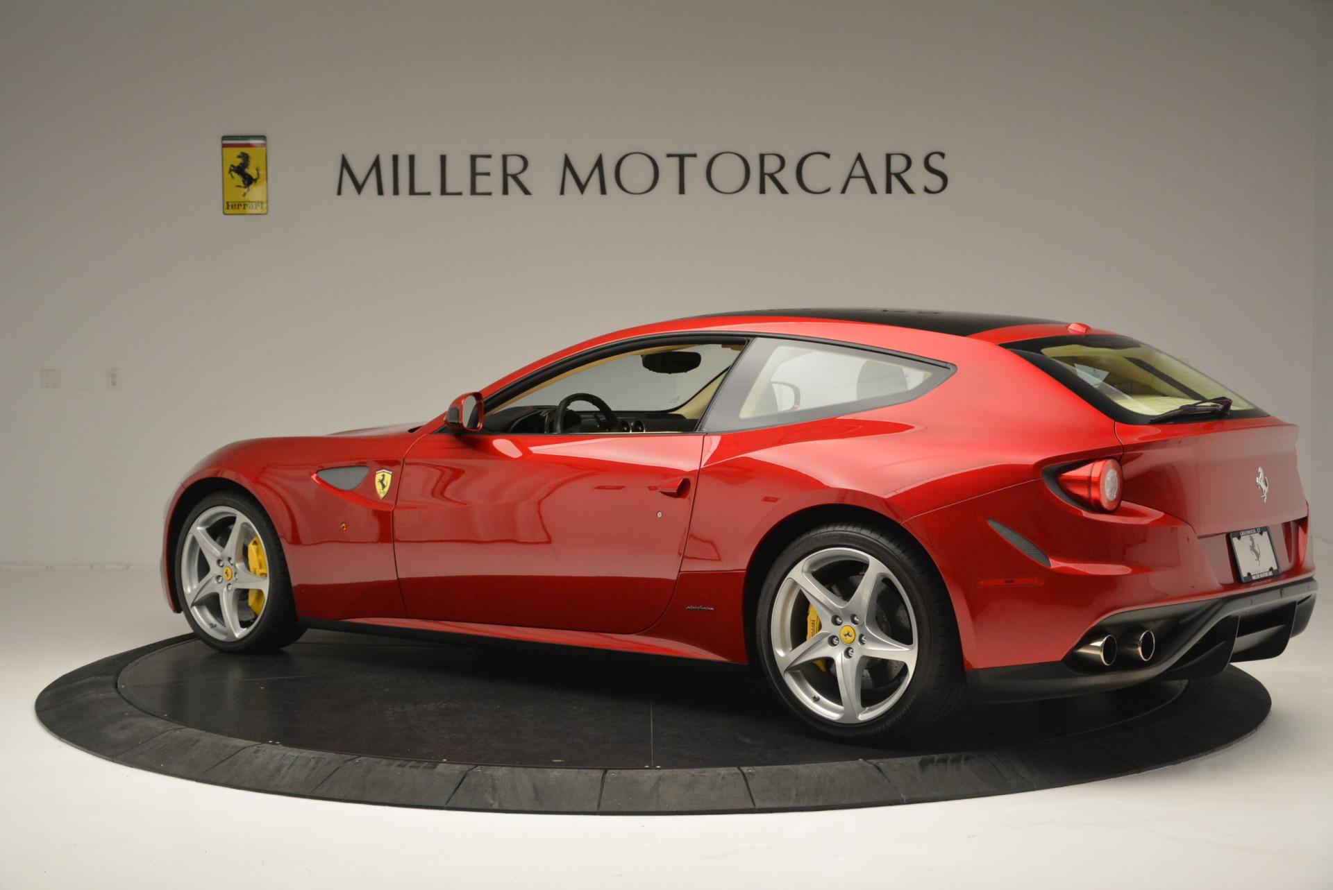 Used 2014 Ferrari FF  For Sale In Greenwich, CT. Alfa Romeo of Greenwich, F1908A 2428_p4