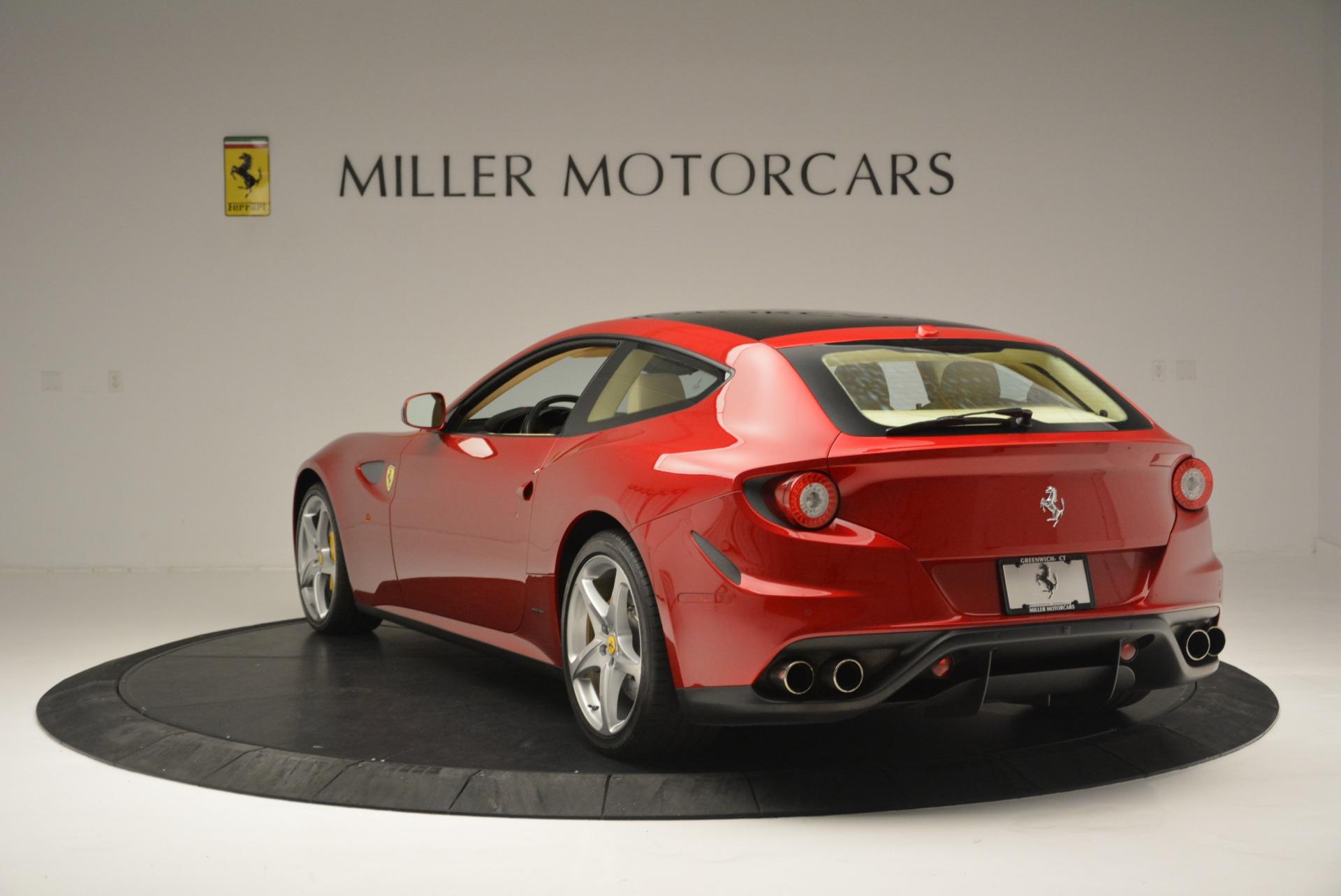 Used 2014 Ferrari FF  For Sale In Greenwich, CT. Alfa Romeo of Greenwich, F1908A 2428_p5