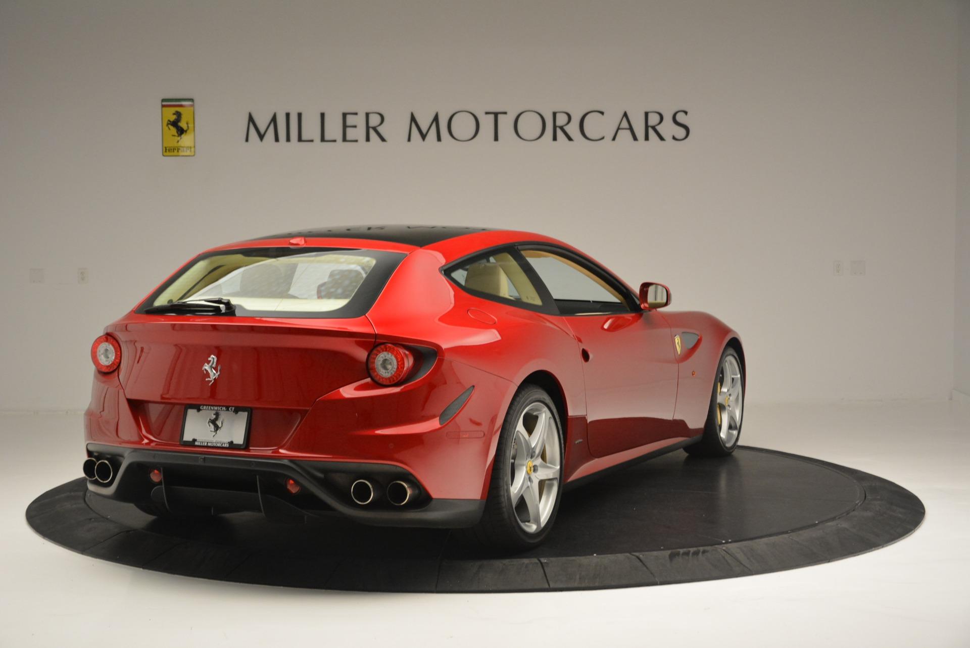 Used 2014 Ferrari FF  For Sale In Greenwich, CT. Alfa Romeo of Greenwich, F1908A 2428_p7